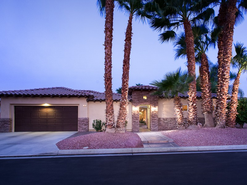 Single Family Home for Sale at 30 Paseo Montecillo Palm Desert, California 92260 United States