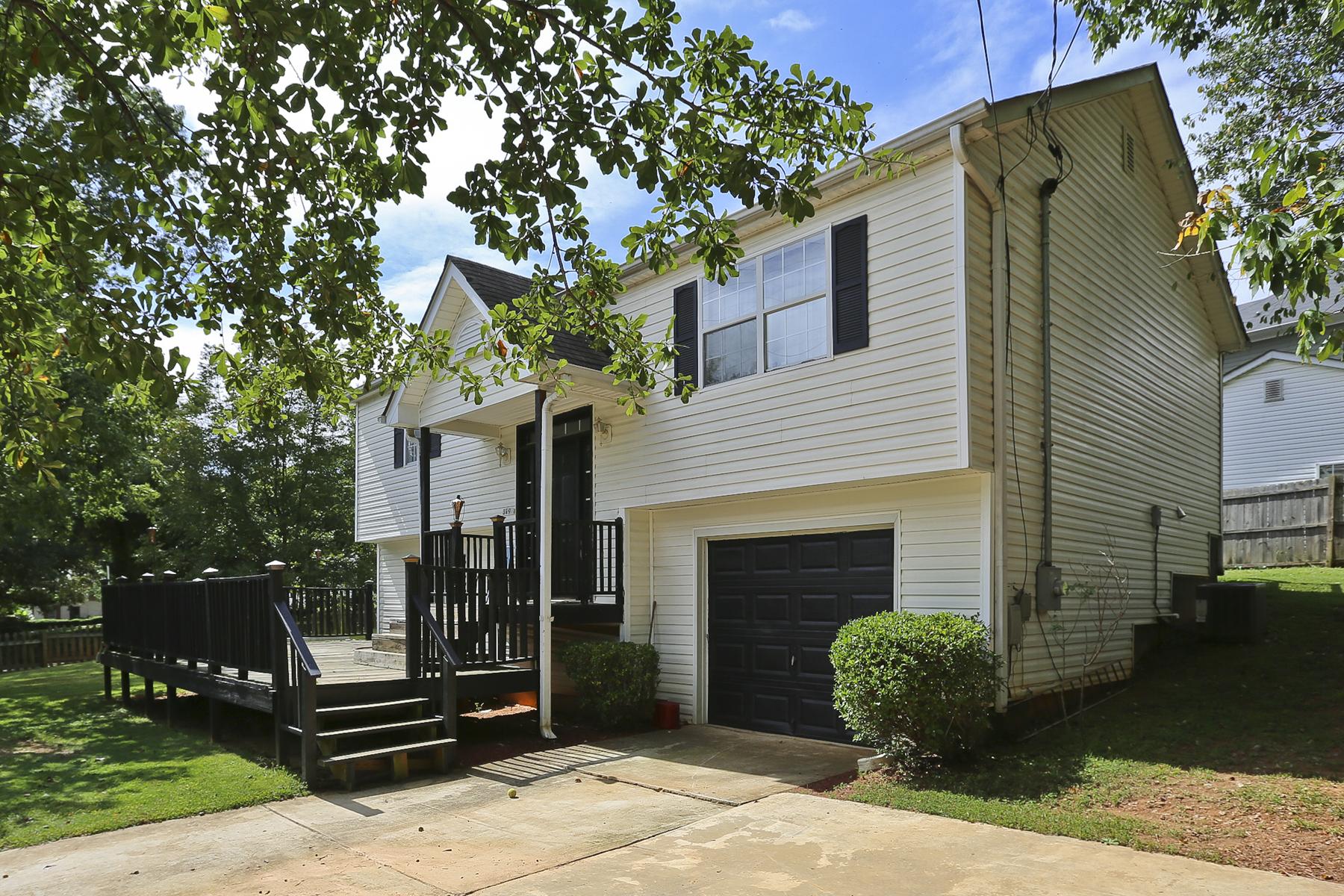 단독 가정 주택 용 매매 에 Opportunity Knocking in Brookhaven 3192 Osborne Road NE Brookhaven, Atlanta, 조지아 30319 미국