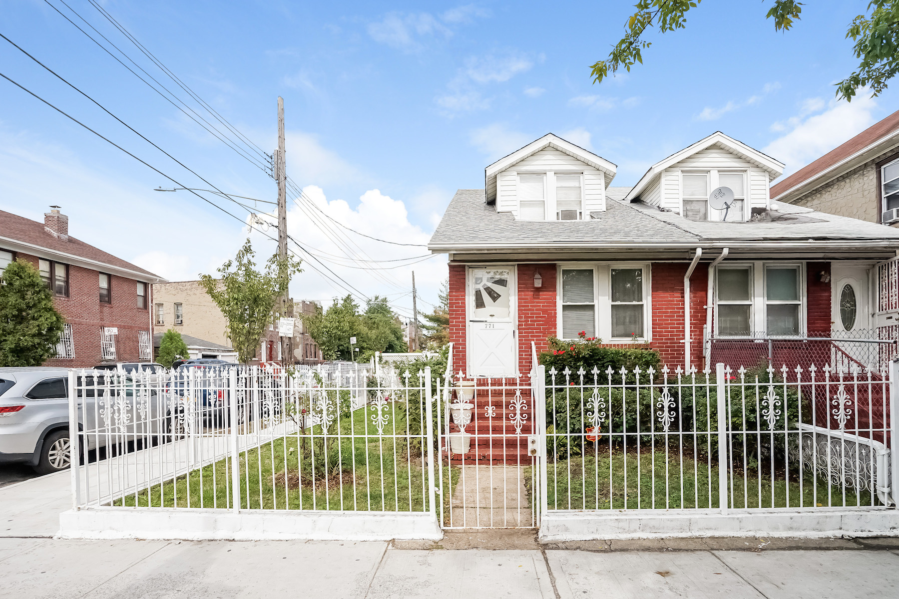 Single Family Home for Sale at 771 Linden Boulevard Semi-Detached Home in North East Flatbush 771 Linden Blvd Brooklyn, New York 11203 United States