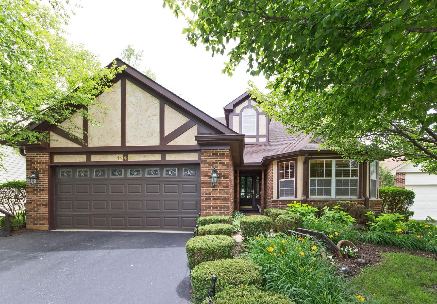 Casa para uma família para Venda às Must See! One-of-a-Kind, Beautiful Home 13490 Redberry Circle Plainfield, Illinois, 60544 Estados Unidos