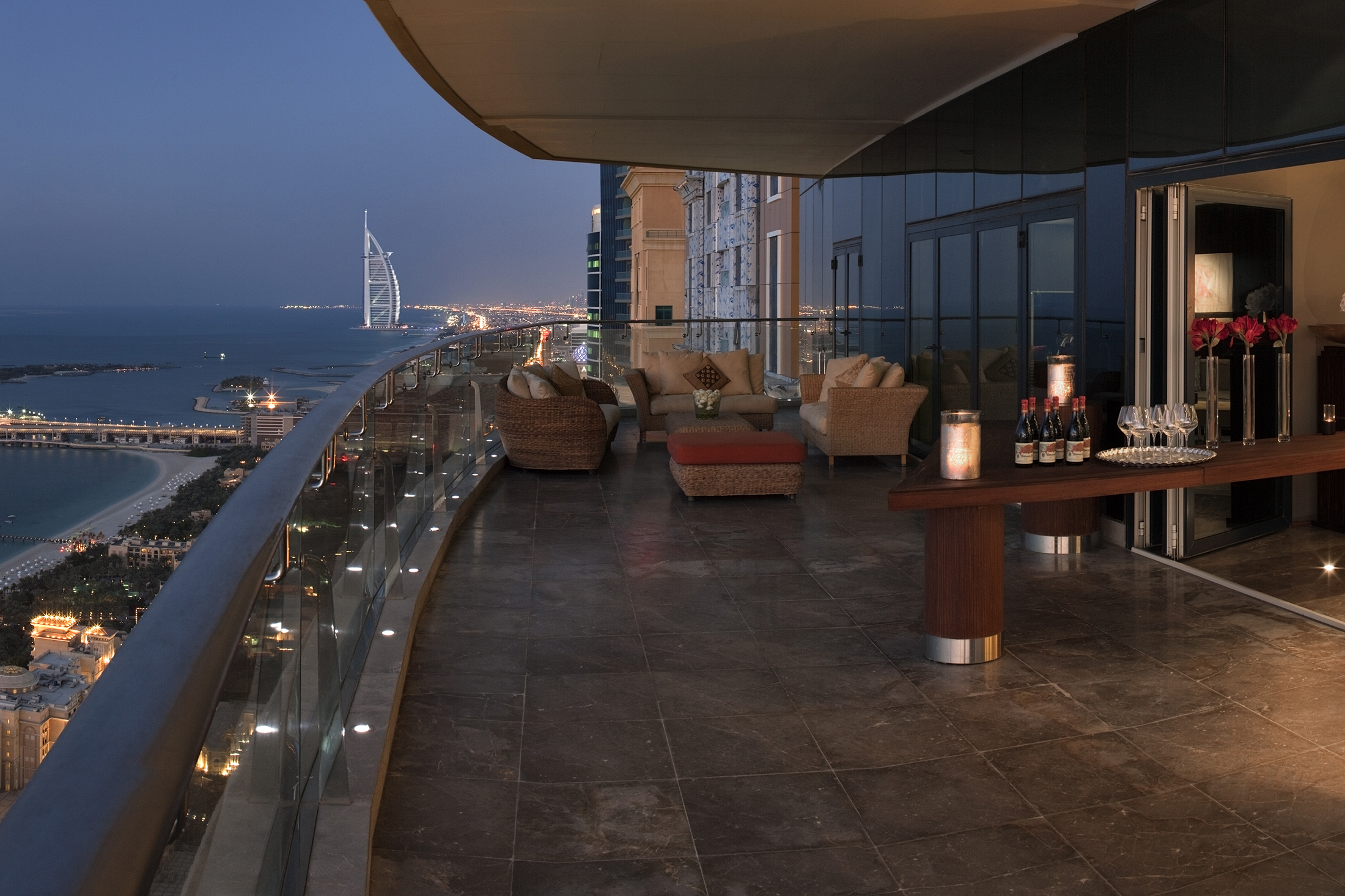 公寓 为 销售 在 Dubai's Most Prestigious Full Floor Penthouse Dubai Marina, Dubai, 阿联酋