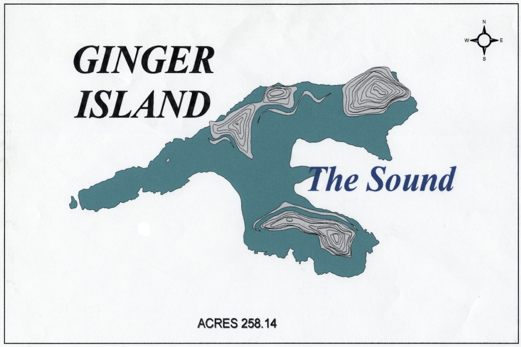 Property Of Ginger Island