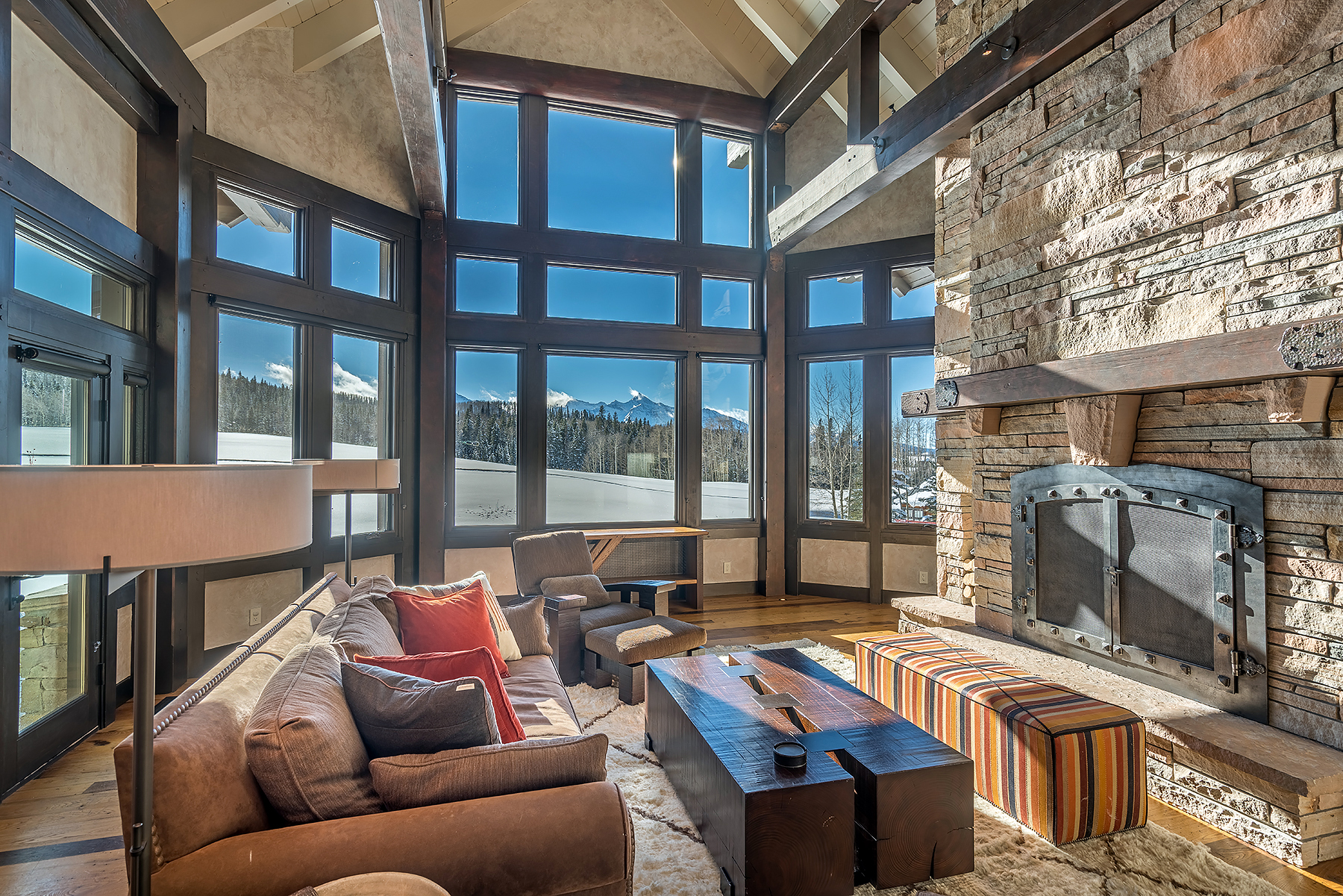 Single Family Home for Sale at 131 Hood Park Telluride, Colorado, 81435 United States