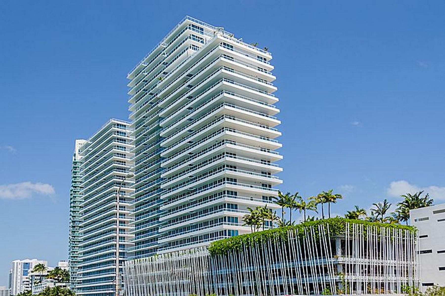 Condominium for Sale at 520 West Ave Unit #501 Miami Beach, Florida 33139 United States