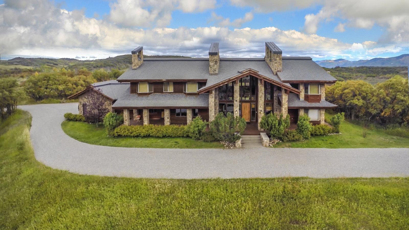 Einfamilienhaus für Verkauf beim Big Valley Ranch 29205 Big Valley Dr. Steamboat Springs, Colorado 80487 Vereinigte Staaten
