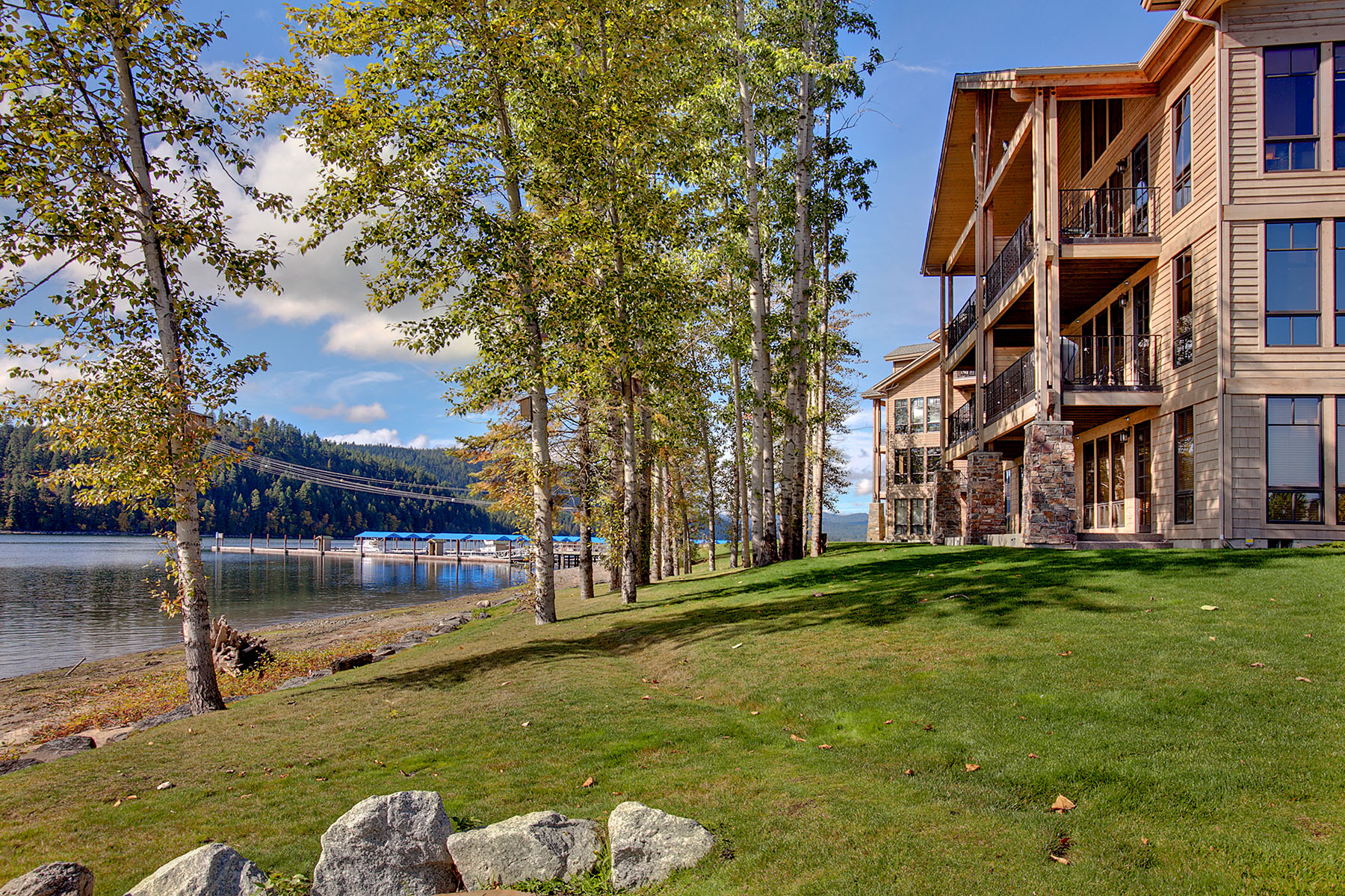 sales property at One of a kind waterfront condo