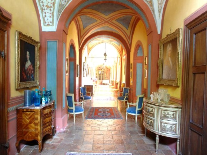 Additional photo for property listing at Magnificent historical ancient castle in Piedmont Monferrato Asti, Asti 14015 Italien