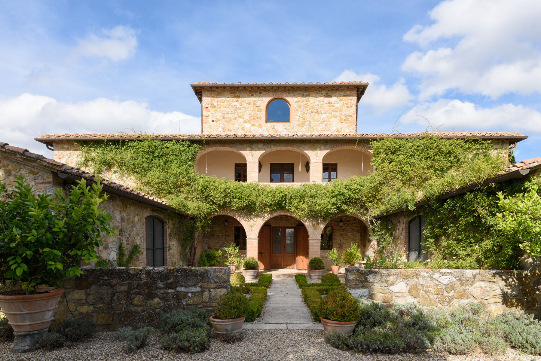 Single Family Home for Sale at Luxury Chianti country estate Castelnuovo Berardenga Siena, Siena 53019 Italy