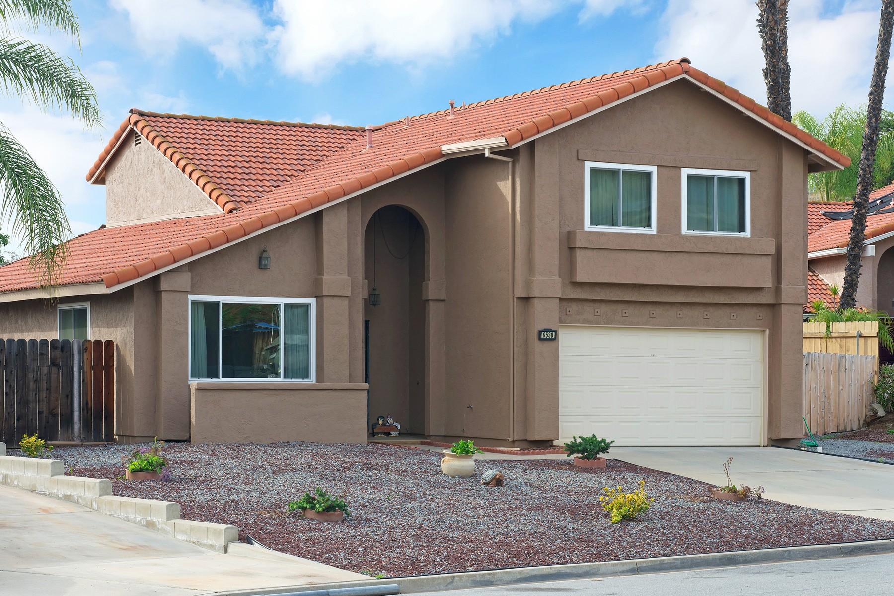 Villa per Vendita alle ore 9538 Telkaif Street Lakeside, California 92040 Stati Uniti