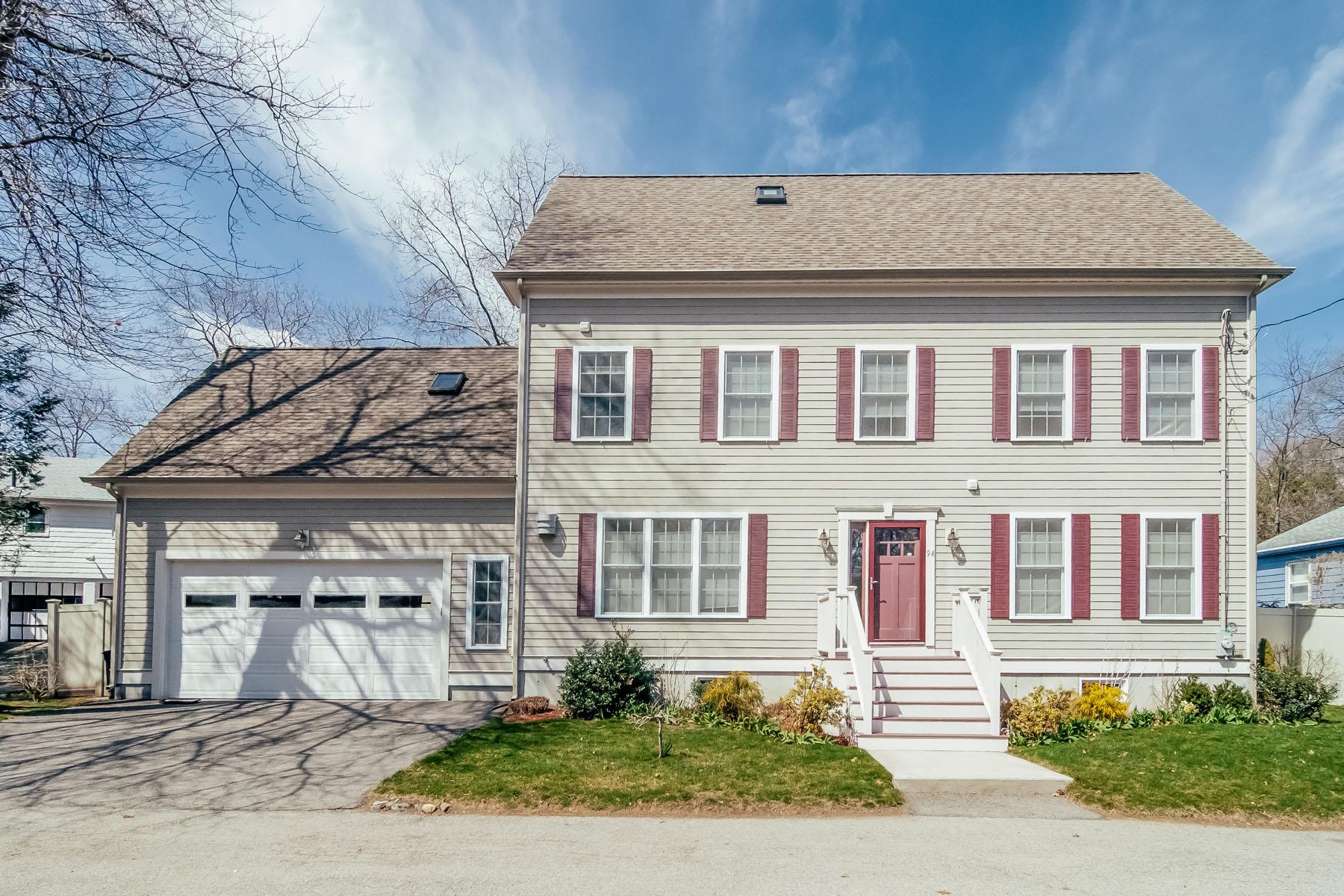 Maison unifamiliale pour l Vente à The Home You Have Been Waiting For! 94 Lyall Terrace West Roxbury, Boston, Massachusetts, 02132 États-Unis
