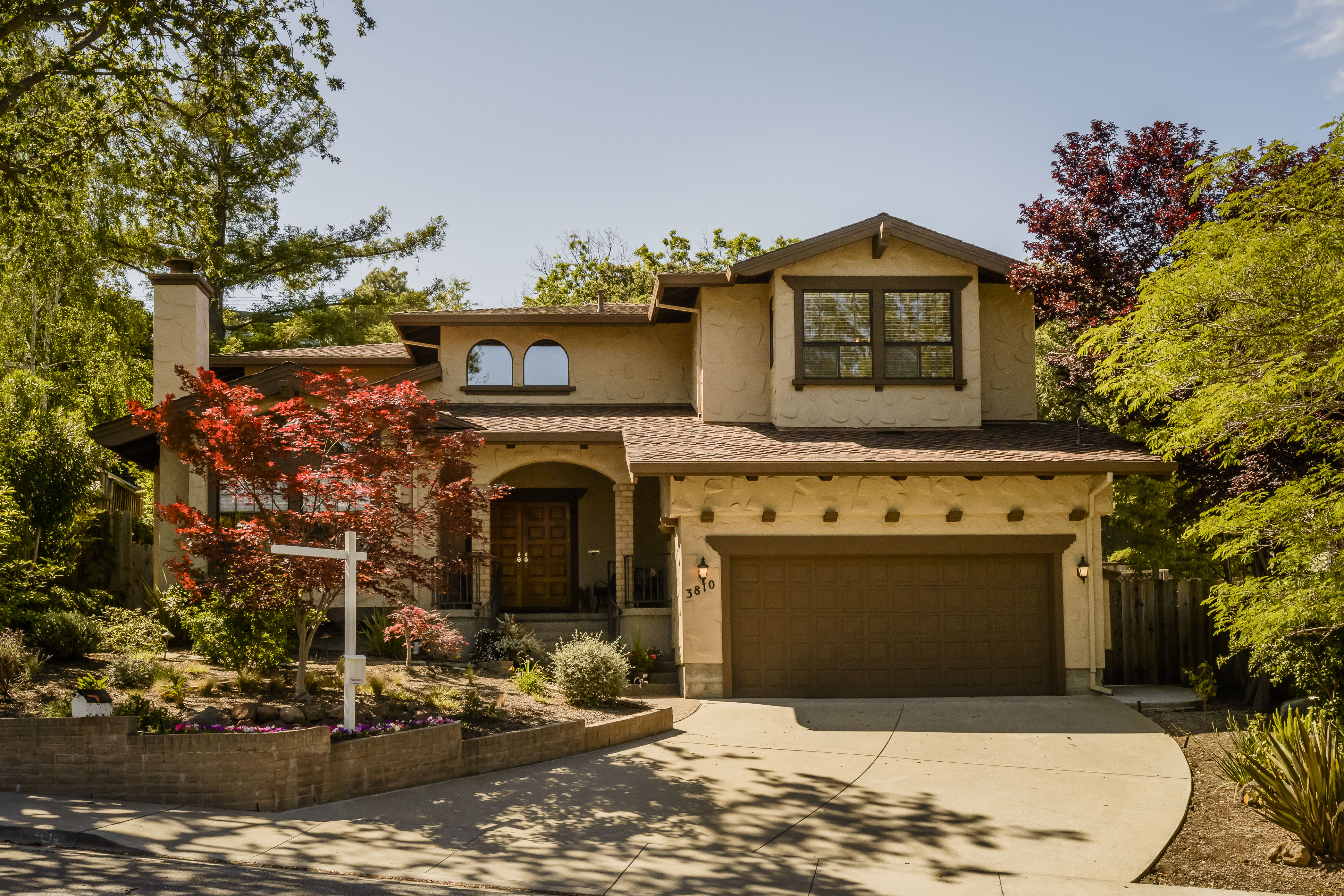 sales property at 3810 E Lake Way, Redwood City