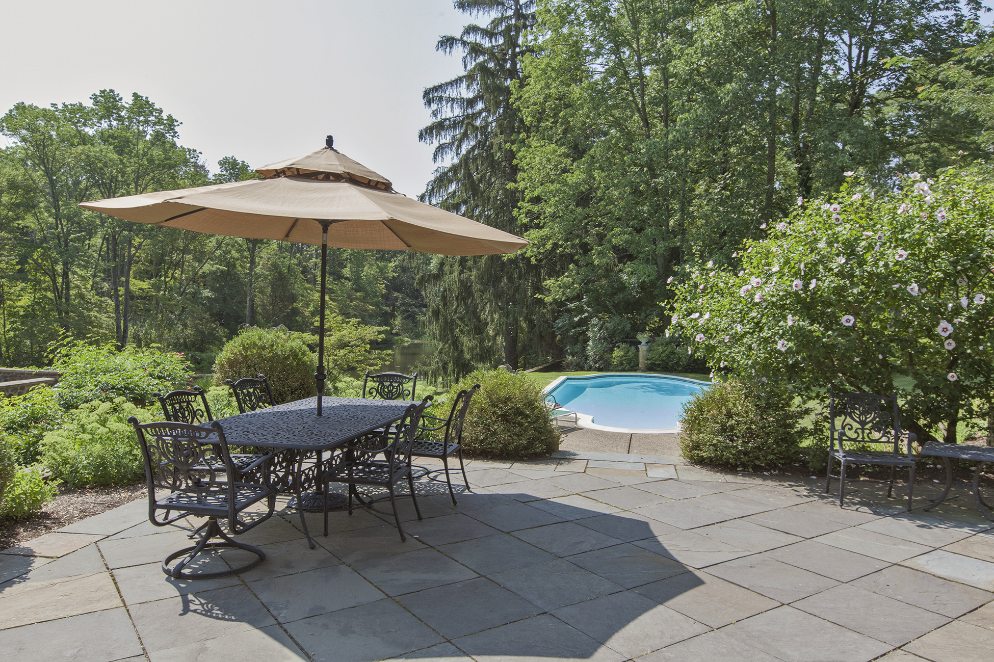 Additional photo for property listing at Country Estate in a Spectacular Setting 906 Great Road Princeton, New Jersey 08540 United States