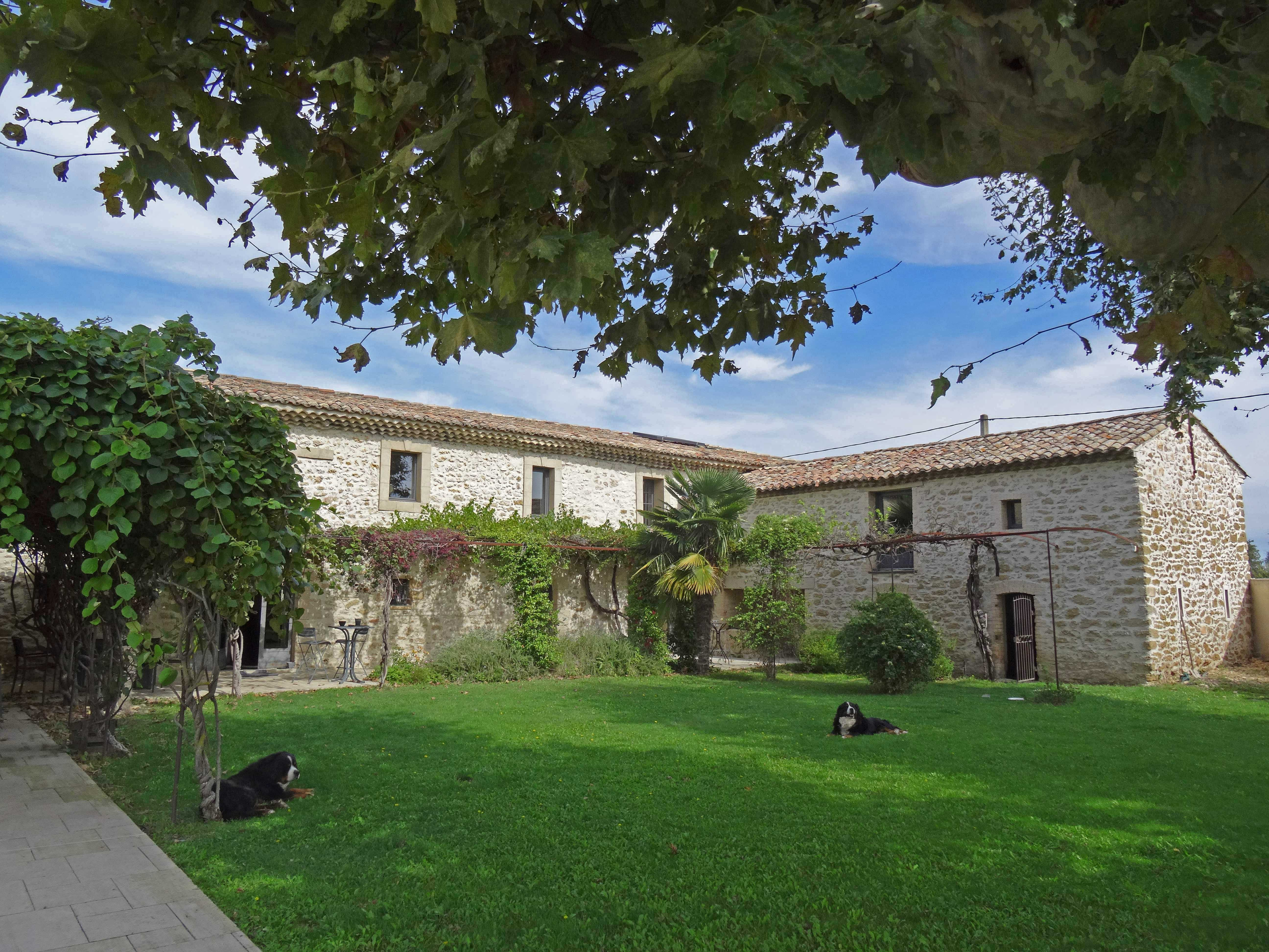 Farm / Ranch / Plantation for Sale at Luxurious renovated farmhouse close to Avignon Other Provence-Alpes-Cote D'Azur, Provence-Alpes-Cote D'Azur France