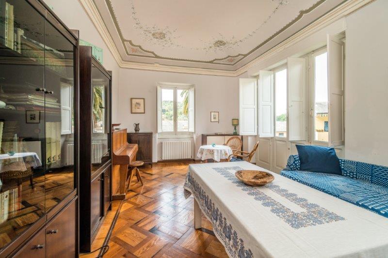 Additional photo for property listing at Exclusive villa in ligurian style via Castagneto Seià Camogli, Genoa 16032 Italie