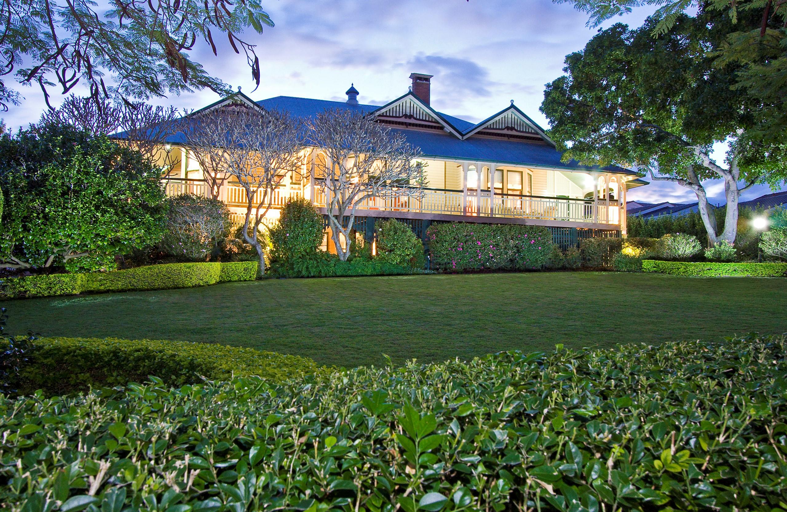 Casa para uma família para Venda às Ruhamah 23 Killara Avenue Brisbane, Queensland, 4007 Austrália