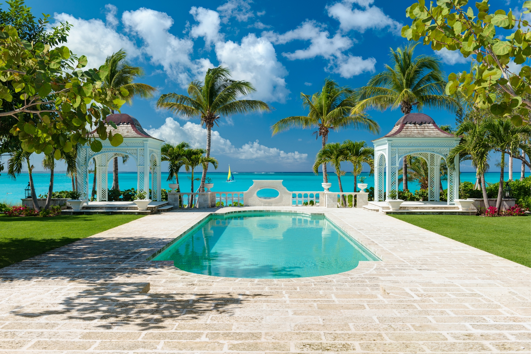 Single Family Home for Sale at Coral Pavilion Grace Bay, Providenciales, Turks And Caicos Islands