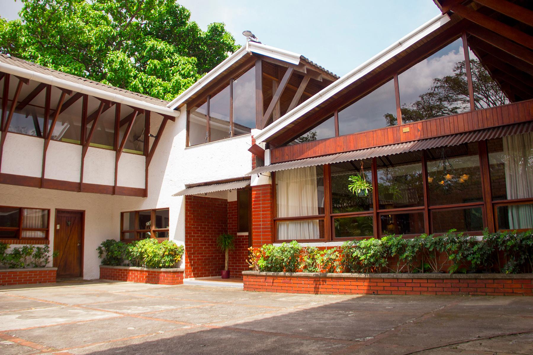 sales property at Architecturally Designed Estate in Escazu