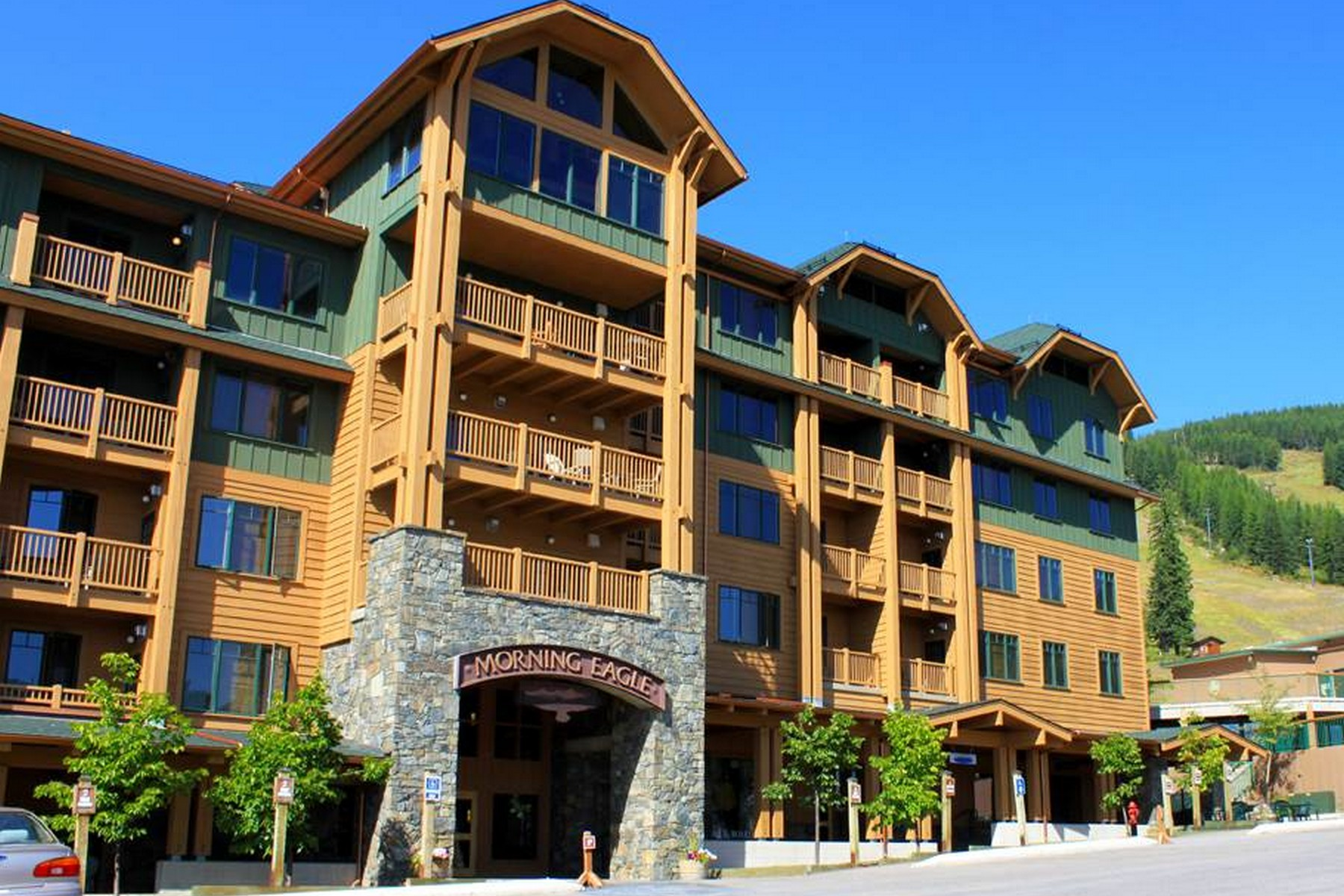 sales property at 3893 Big Mountain Road, Morning Eagle 505