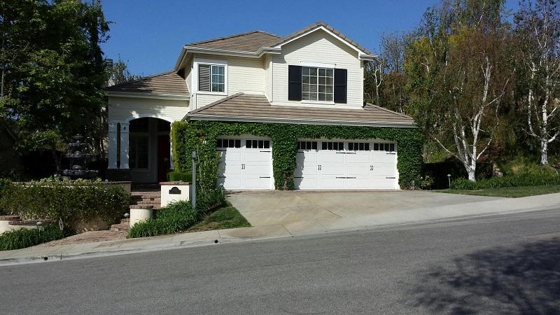 Maison unifamiliale pour l Vente à 2581 Autumn Ridge Dr. Thousand Oaks, Californie 91362 États-Unis