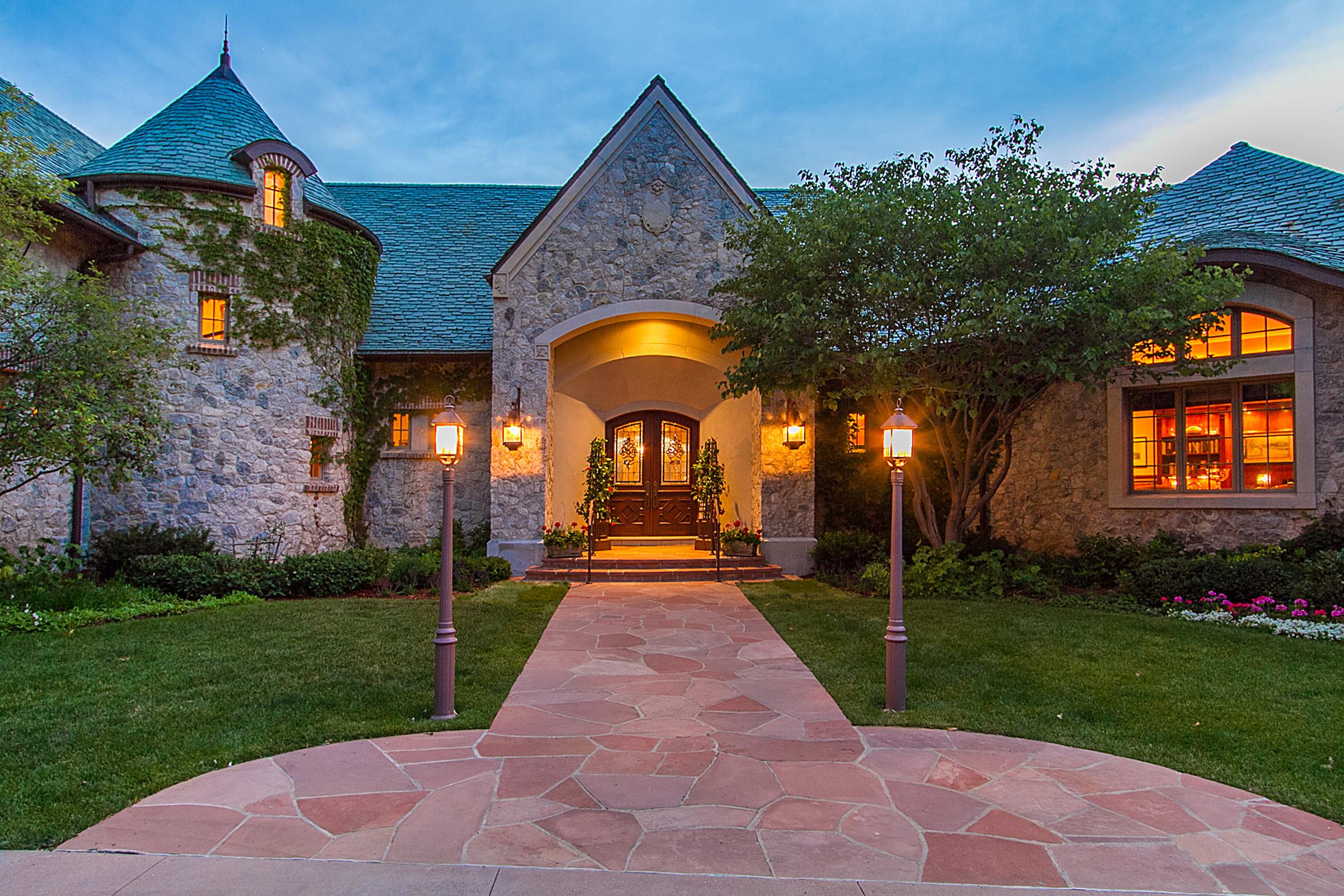 一戸建て のために 売買 アット Greystone Manor Boasts Spectacular Mountain Views 22 Cherry Hills Park Drive Cherry Hills Village, コロラド 80113 アメリカ合衆国