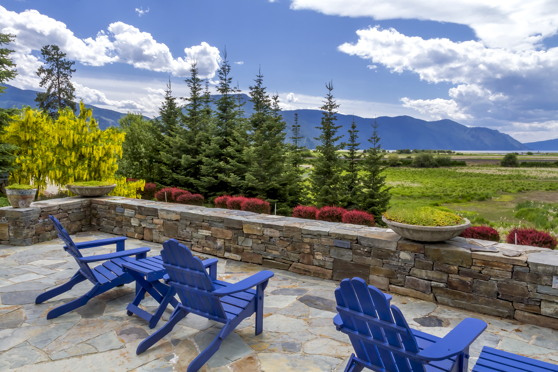 Single Family Home for Sale at Clark Fork River Delta Estate 52010 Hwy 200 Clark Fork, Idaho, 83811 United States