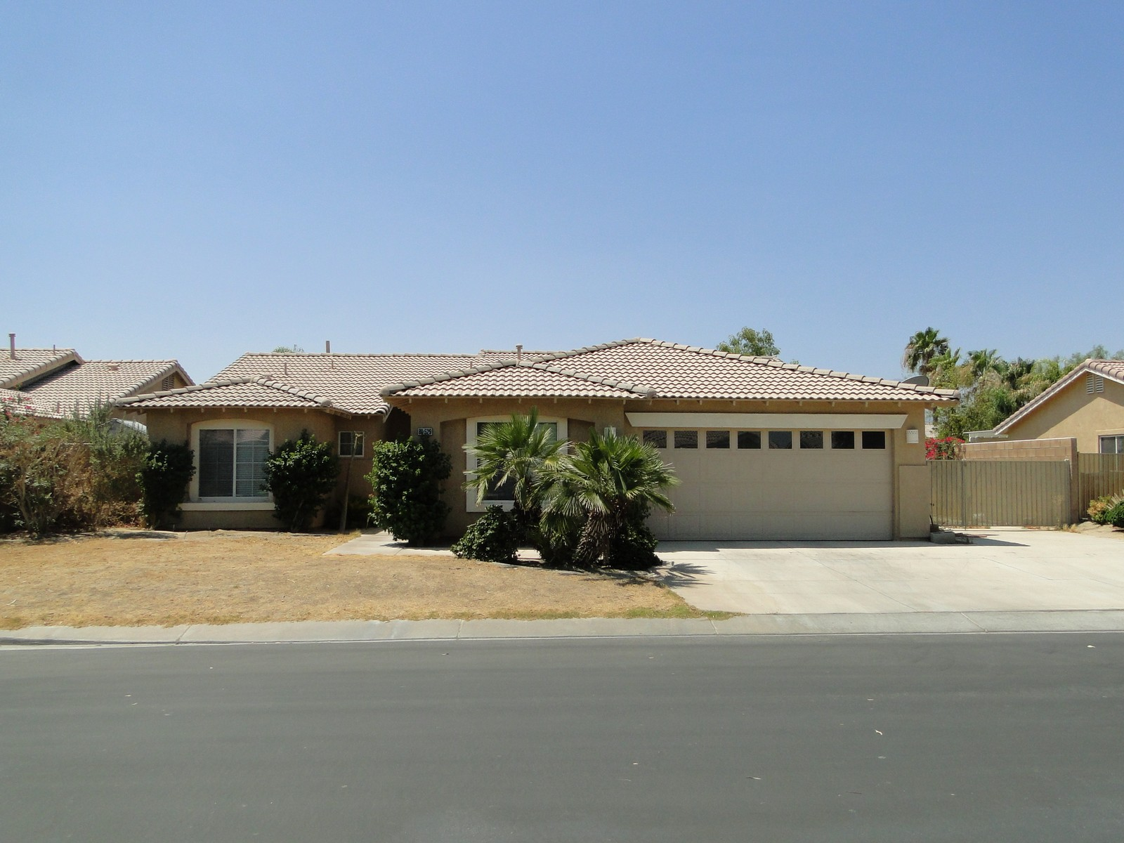 Single Family Home for Sale at 80529 Philadelphia Avenue Indio, California 92201 United States