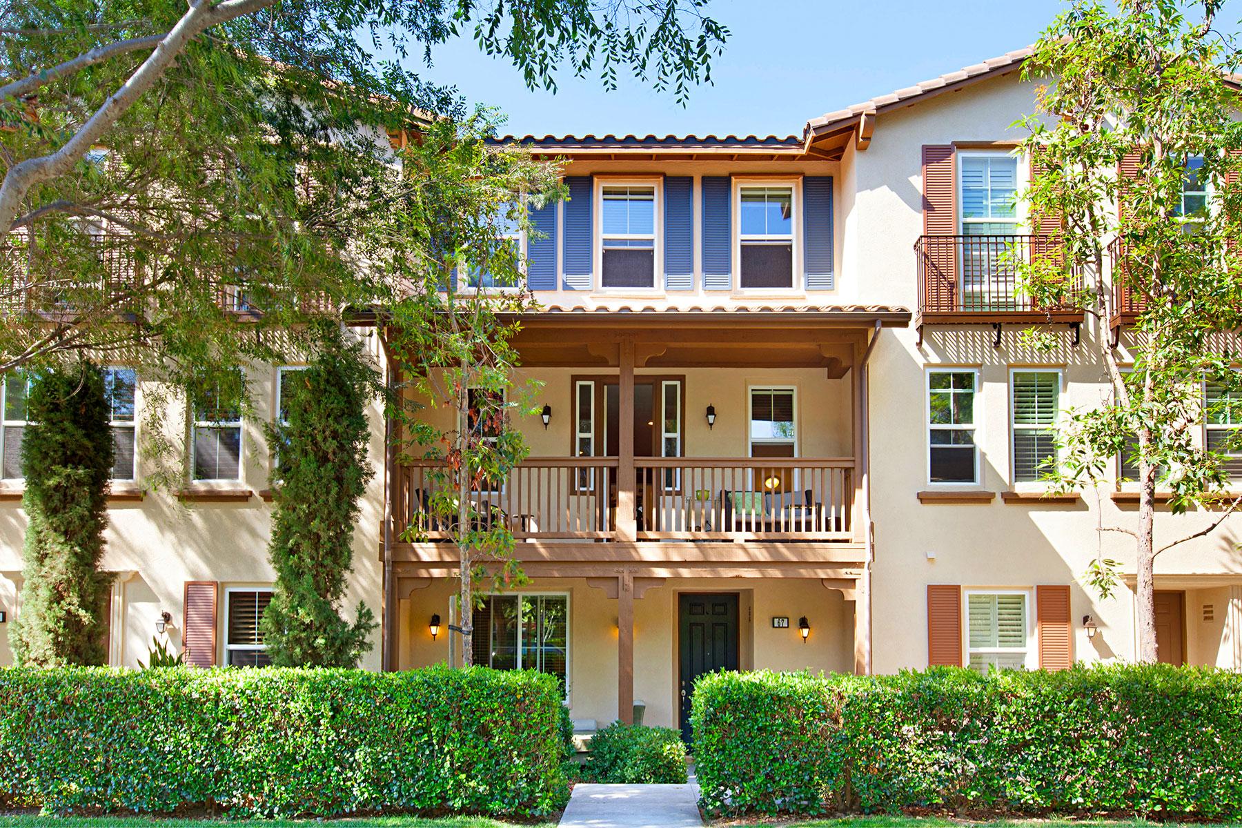Condominium for Sale at 67 Nightshade Irvine, California 92603 United States