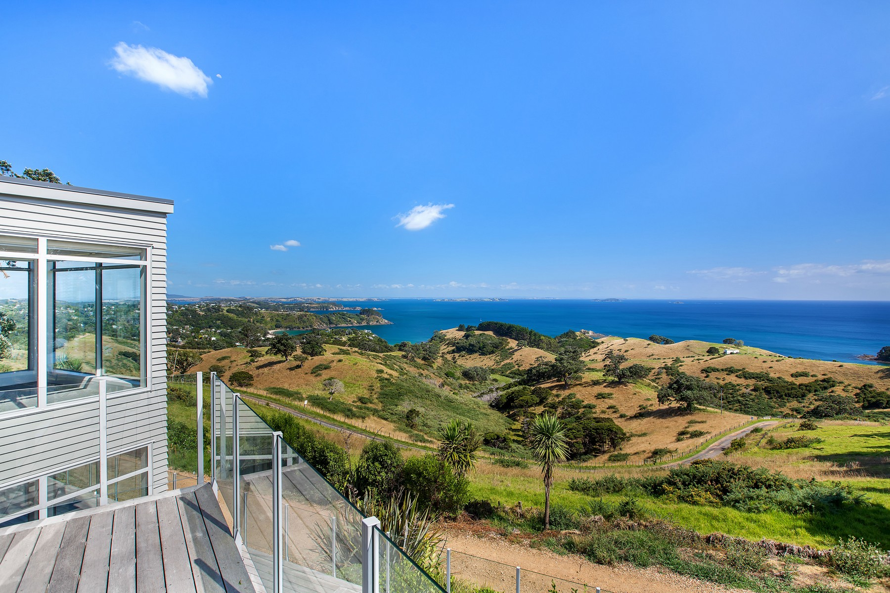 Single Family Home for Sale at 308G Sea View Road Waiheke Island, Auckland New Zealand
