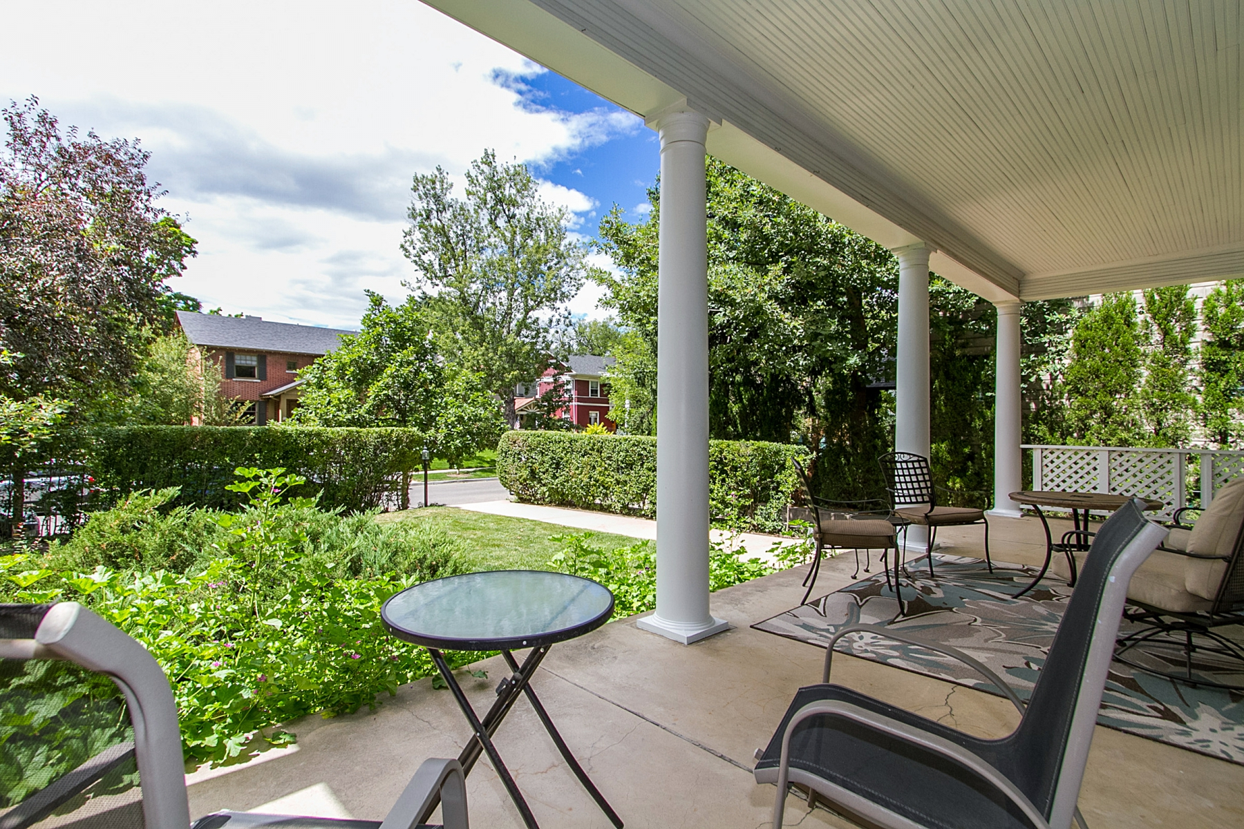 Single Family Home for Sale at Location, Location, Location! 348 Lafayette Street Country Club, Denver, Colorado 80218 United States