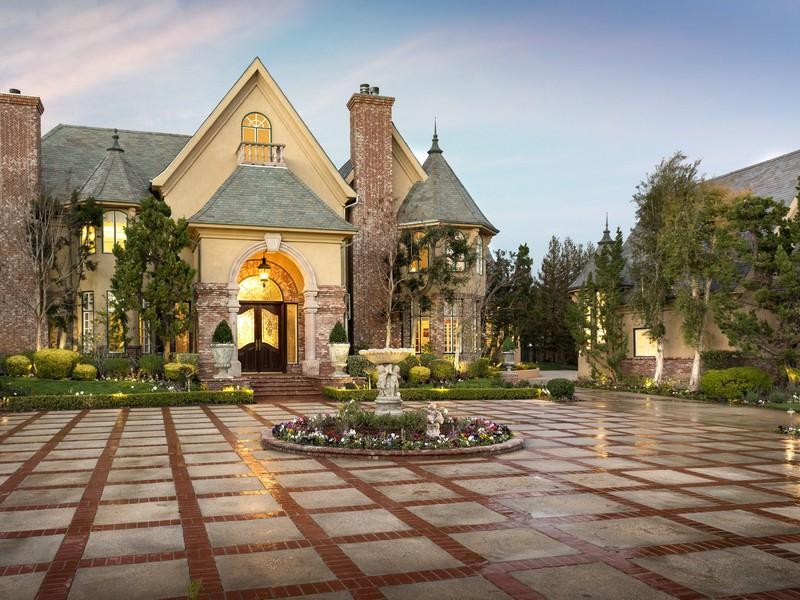 Vivienda unifamiliar por un Venta en Indian Springs Estate 22525 La Quilla Drive Chatsworth, California 91311 Estados Unidos