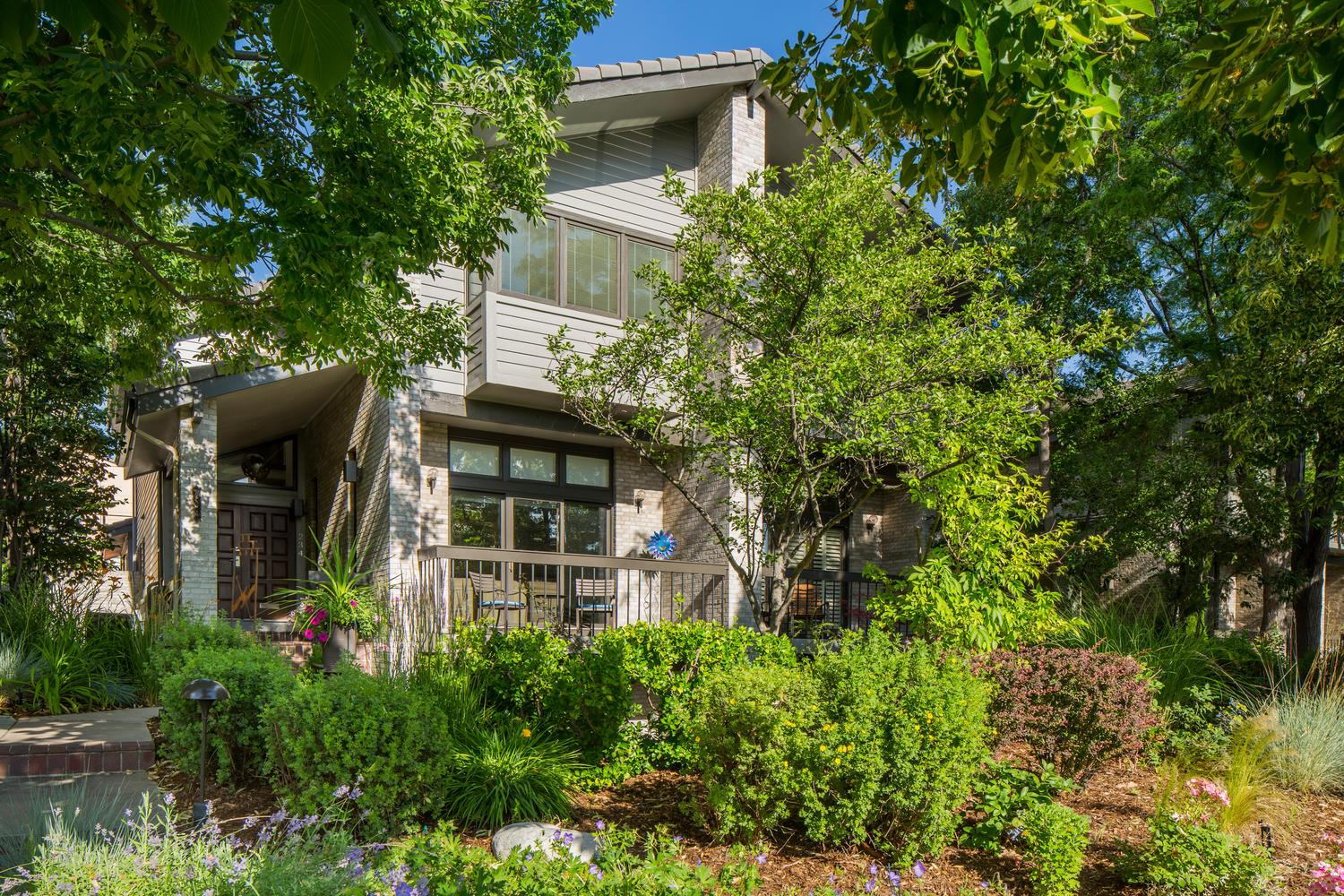 sales property at Wonderful Cherry Creek North townhome that lives like a single family home
