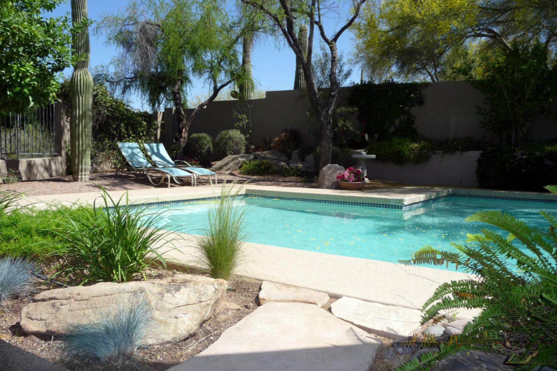 rentals property at Gorgeous Furnished North Scottsdale Home