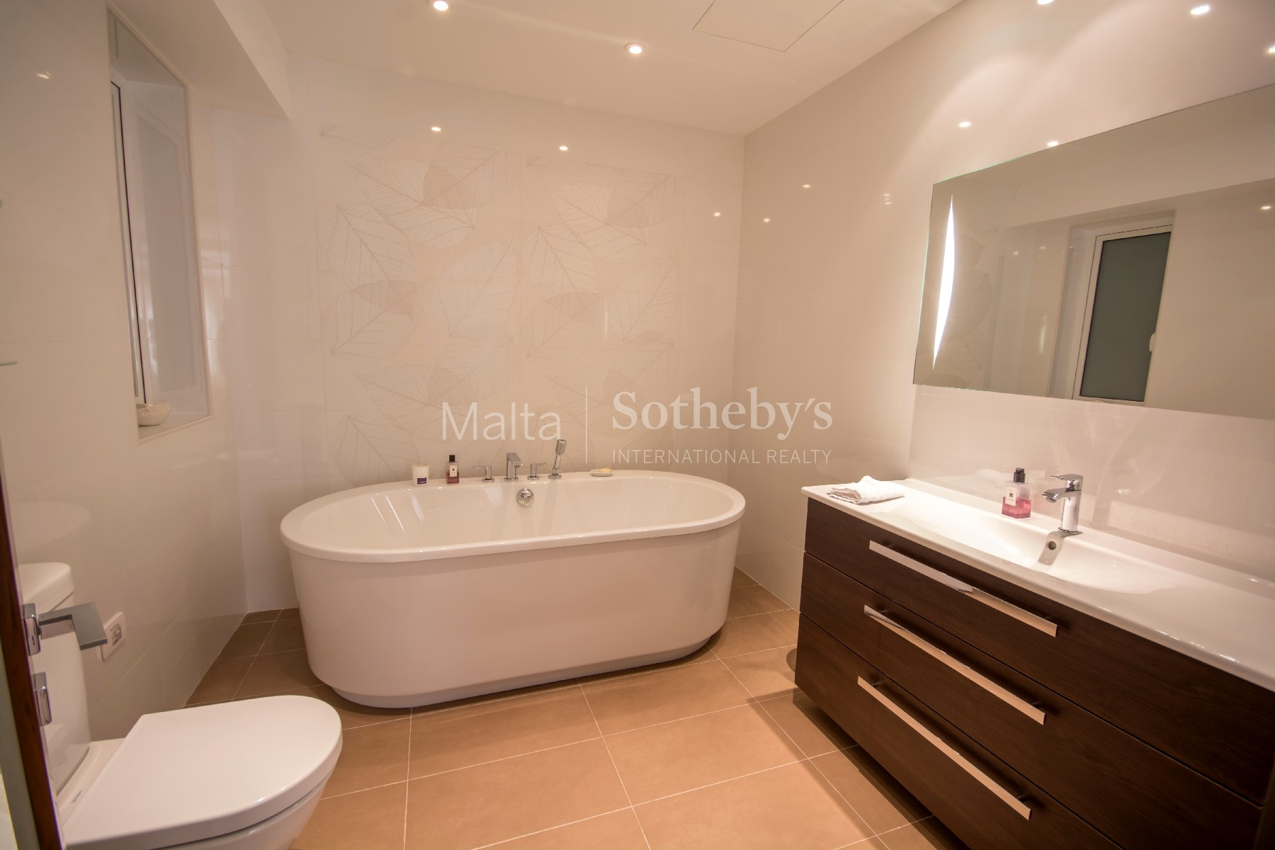 Property Of Superb Seafront Apartment