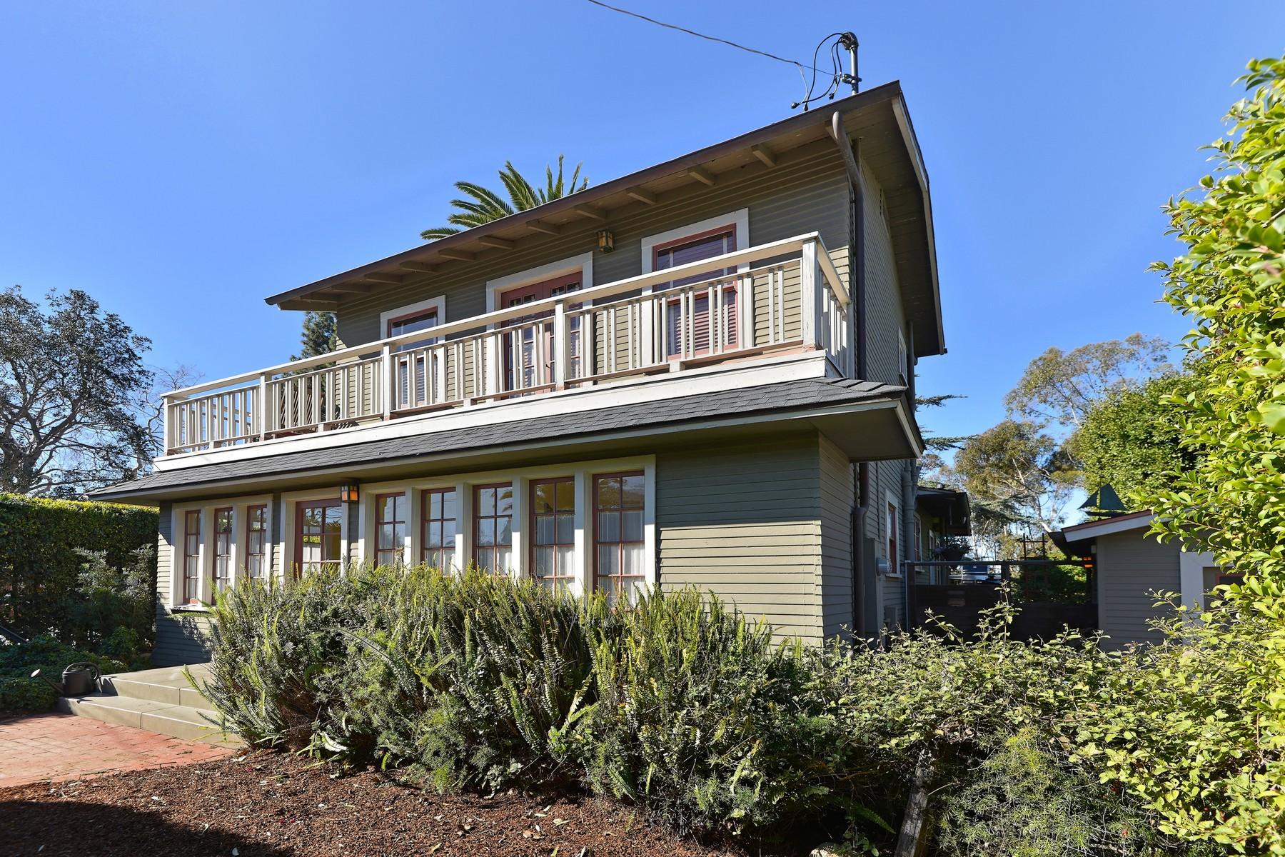 Maison unifamiliale pour l Vente à 1862 Washington Place Mission Hills, San Diego, Californie 92103 États-Unis
