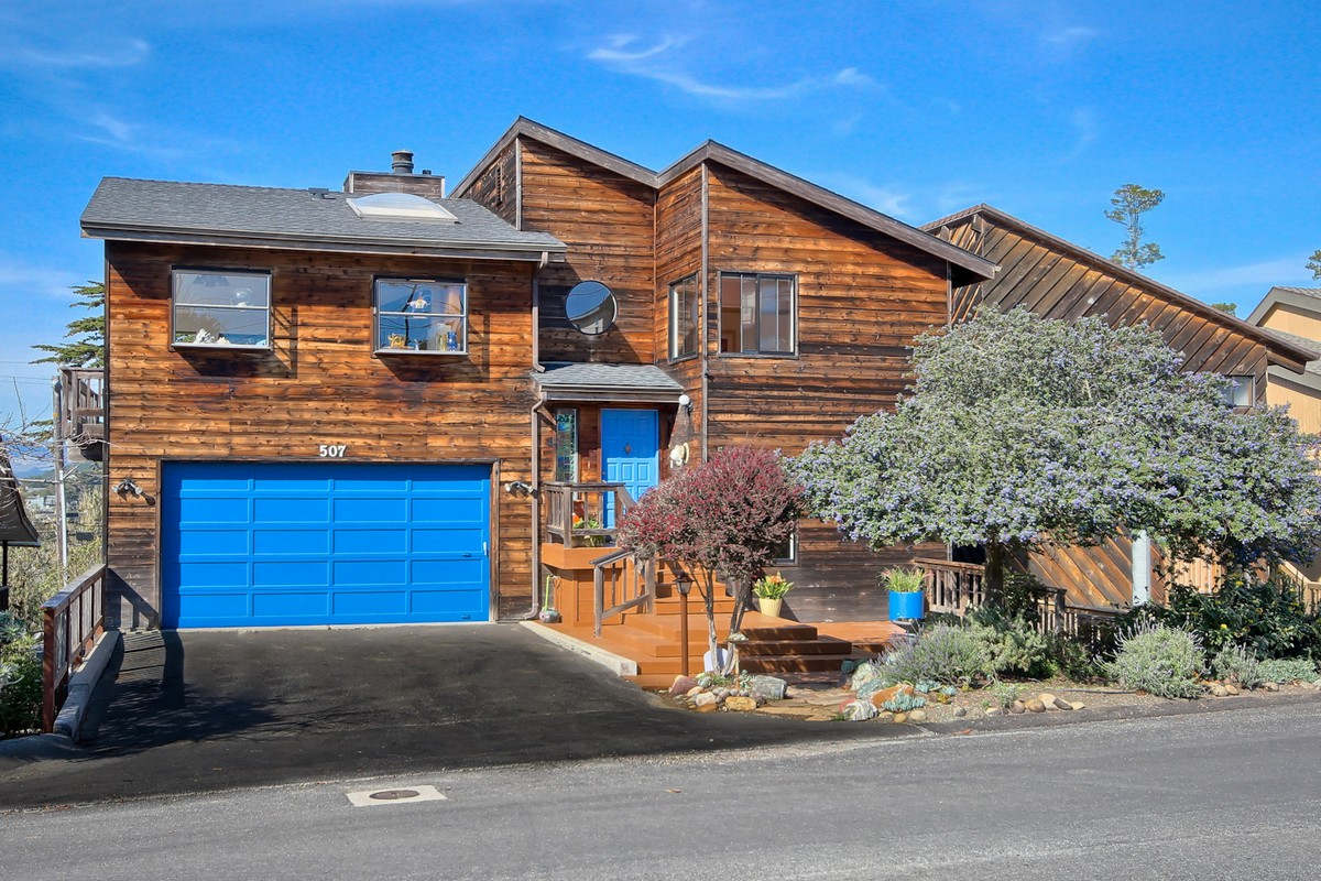 Vivienda unifamiliar por un Venta en Park Hill Beach House 507 Cambridge Cambria, California, 93428 Estados Unidos