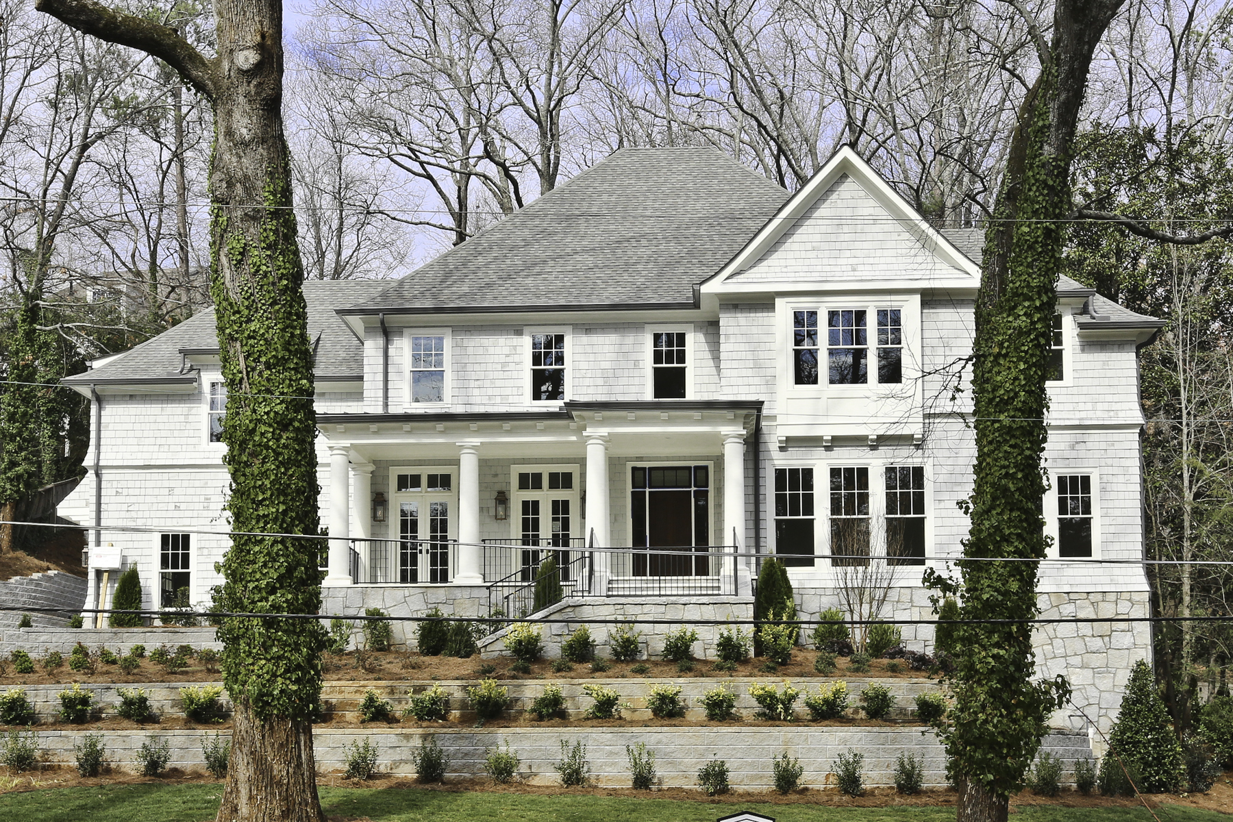 Enfamiljshus för Försäljning vid Deluxe Custom New Construction by Jackbilt Homes on Sought-After Street 479 Argonne Drive NW Atlanta, Georgien 30305 Usa