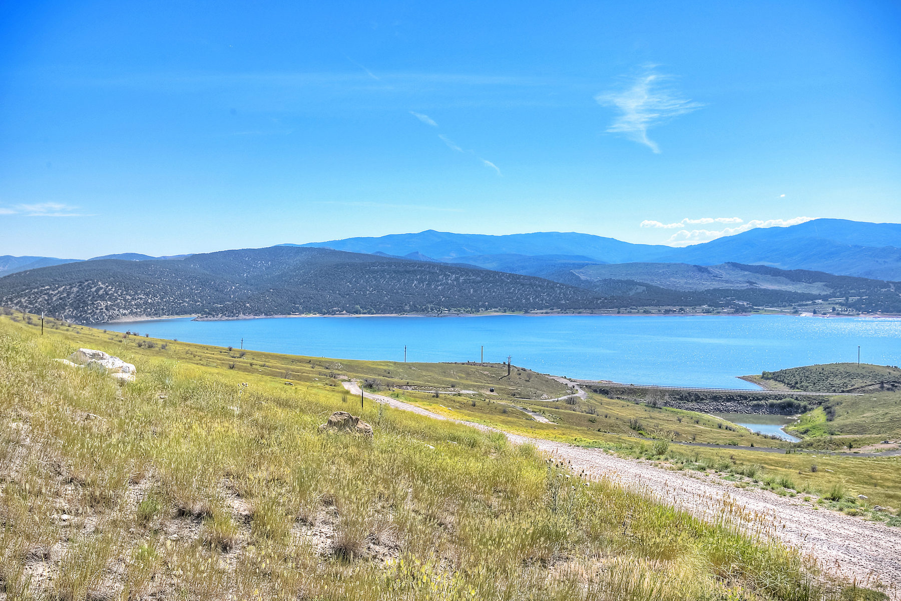 Property For Sale at 25 Acre Home-site with Lake & Mountain Views
