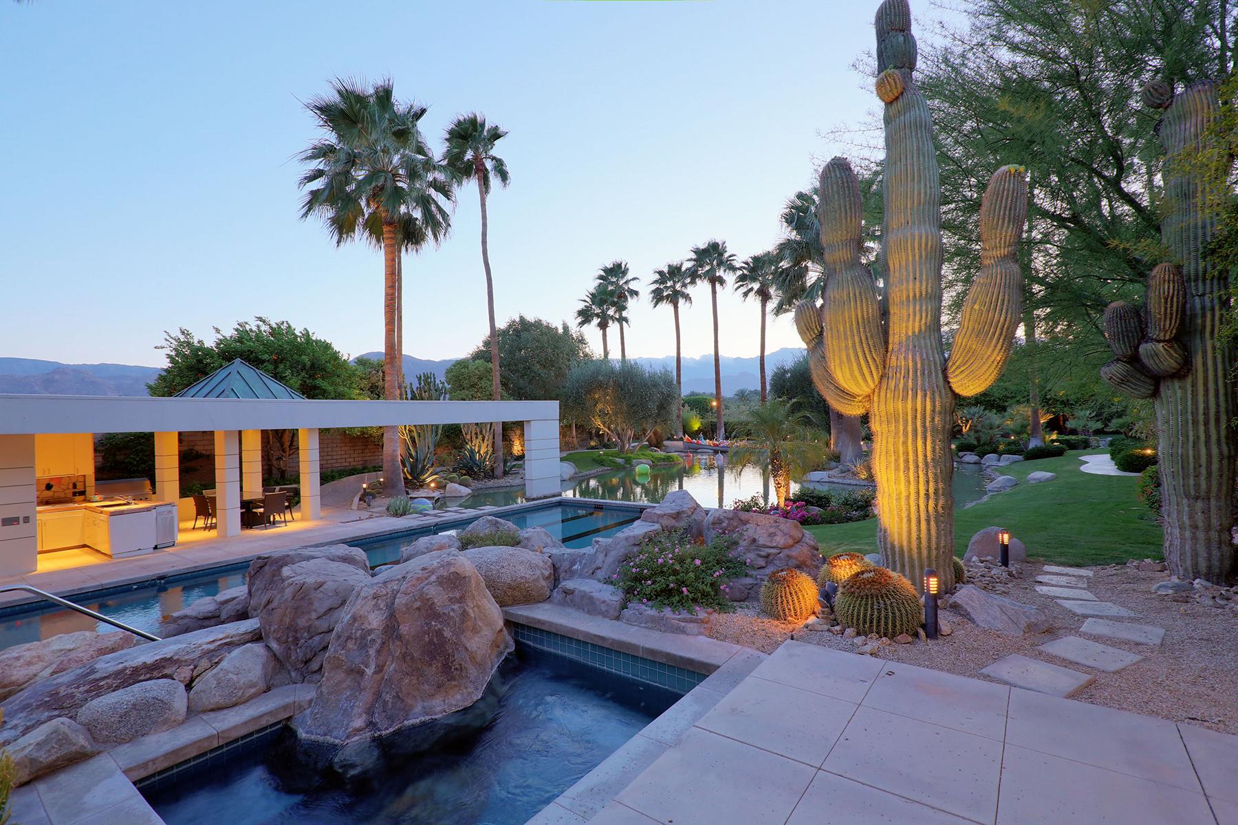 Maison unifamiliale pour l Vente à 71071 La Paz Road Rancho Mirage, Californie 92270 États-Unis