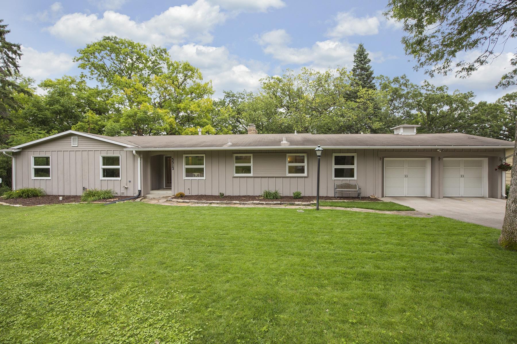 獨棟家庭住宅 為 出售 在 5513 Highwood Drive Edina, 明尼蘇達州 55436 美國