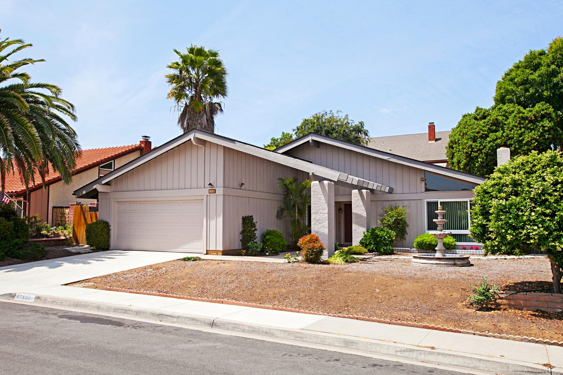 단독 가정 주택 용 매매 에 17590 Matinal Drive San Diego, 캘리포니아, 92127 미국
