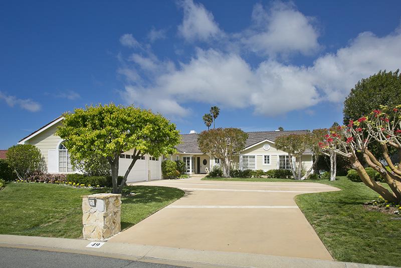 Vivienda unifamiliar por un Venta en 49 Santa Barbara Dr Rancho Palos Verdes, California, 90275 Estados Unidos