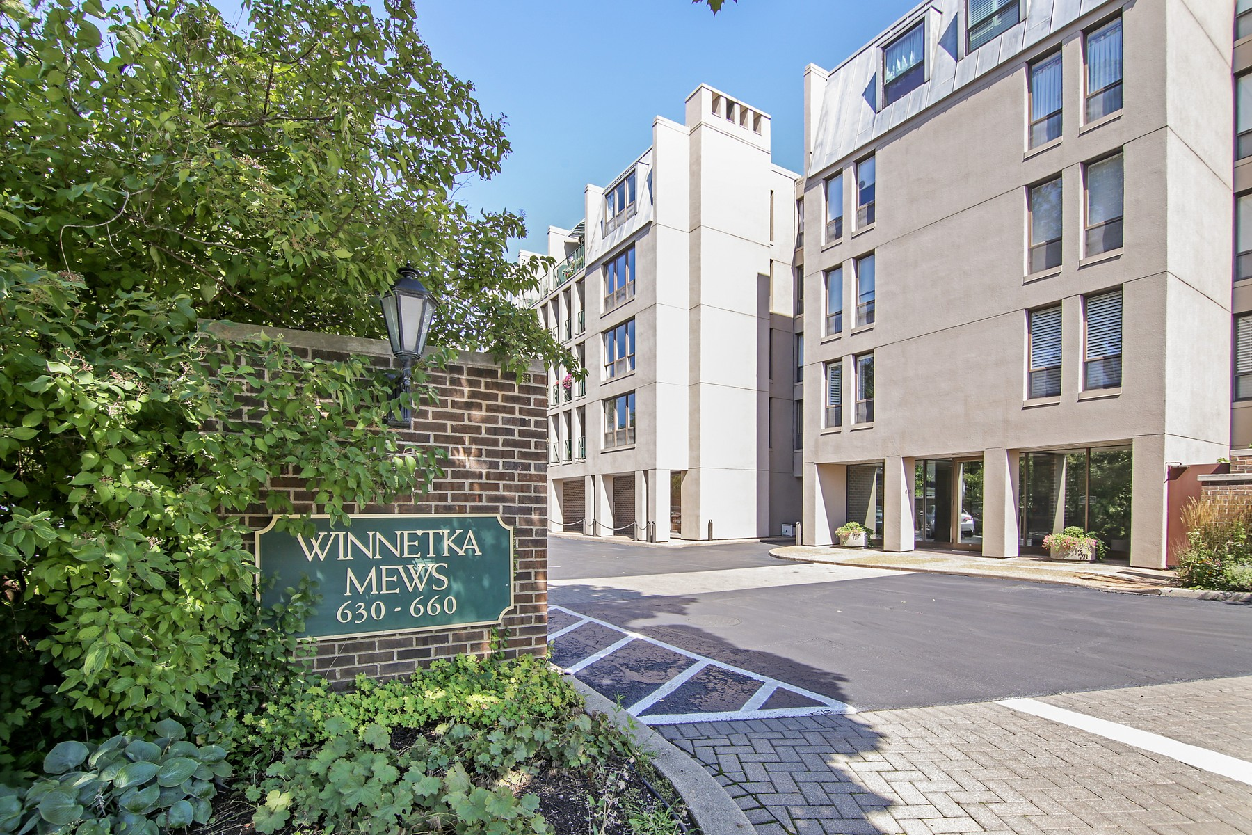 Property For Sale at Desirable Winnetka Mews Condominium On First Floor