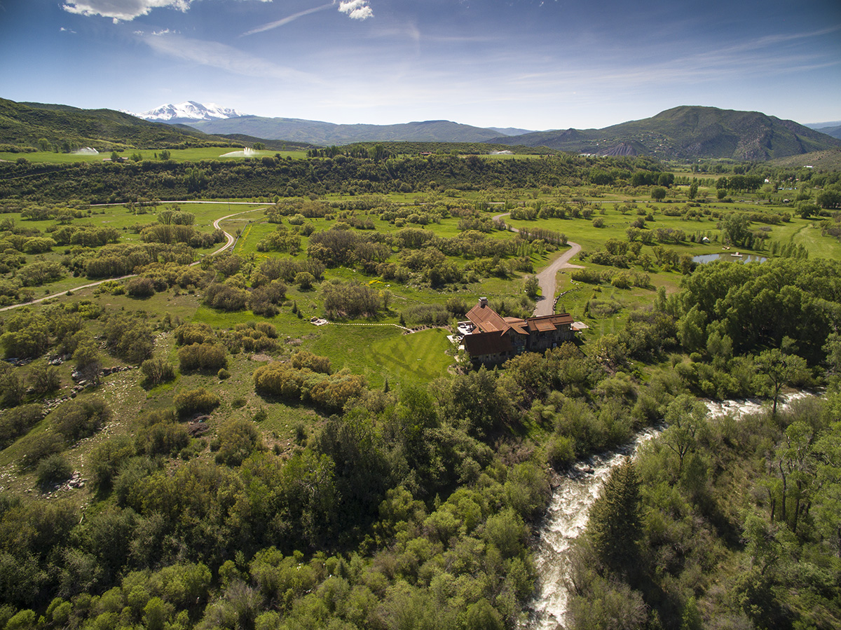 Single Family Home for Sale at Creekside Ranch 3500 Snowmass Creek Road Snowmass, Colorado 81654 United States