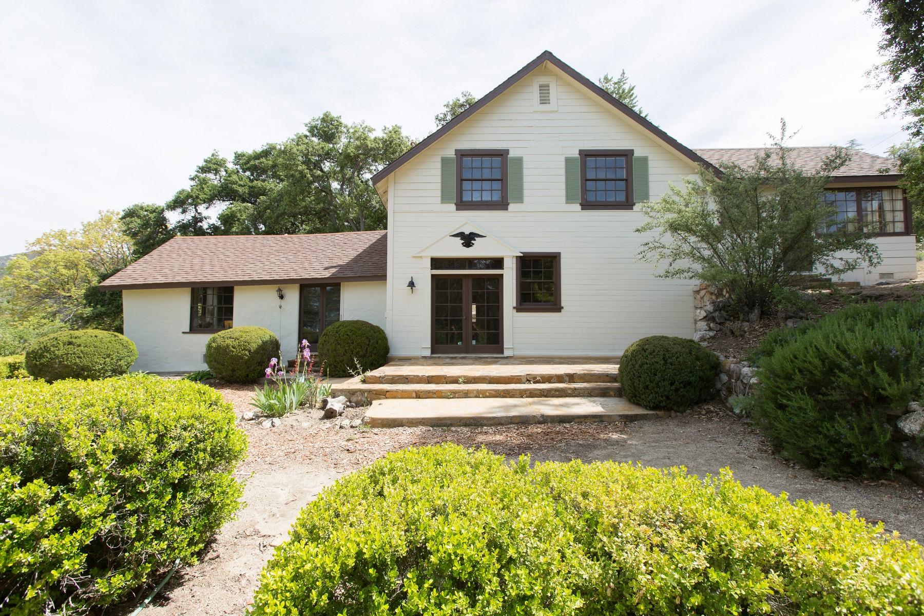Maison unifamiliale pour l Vente à 32929 Camino Moro Warner Springs, Californie, 92086 États-Unis