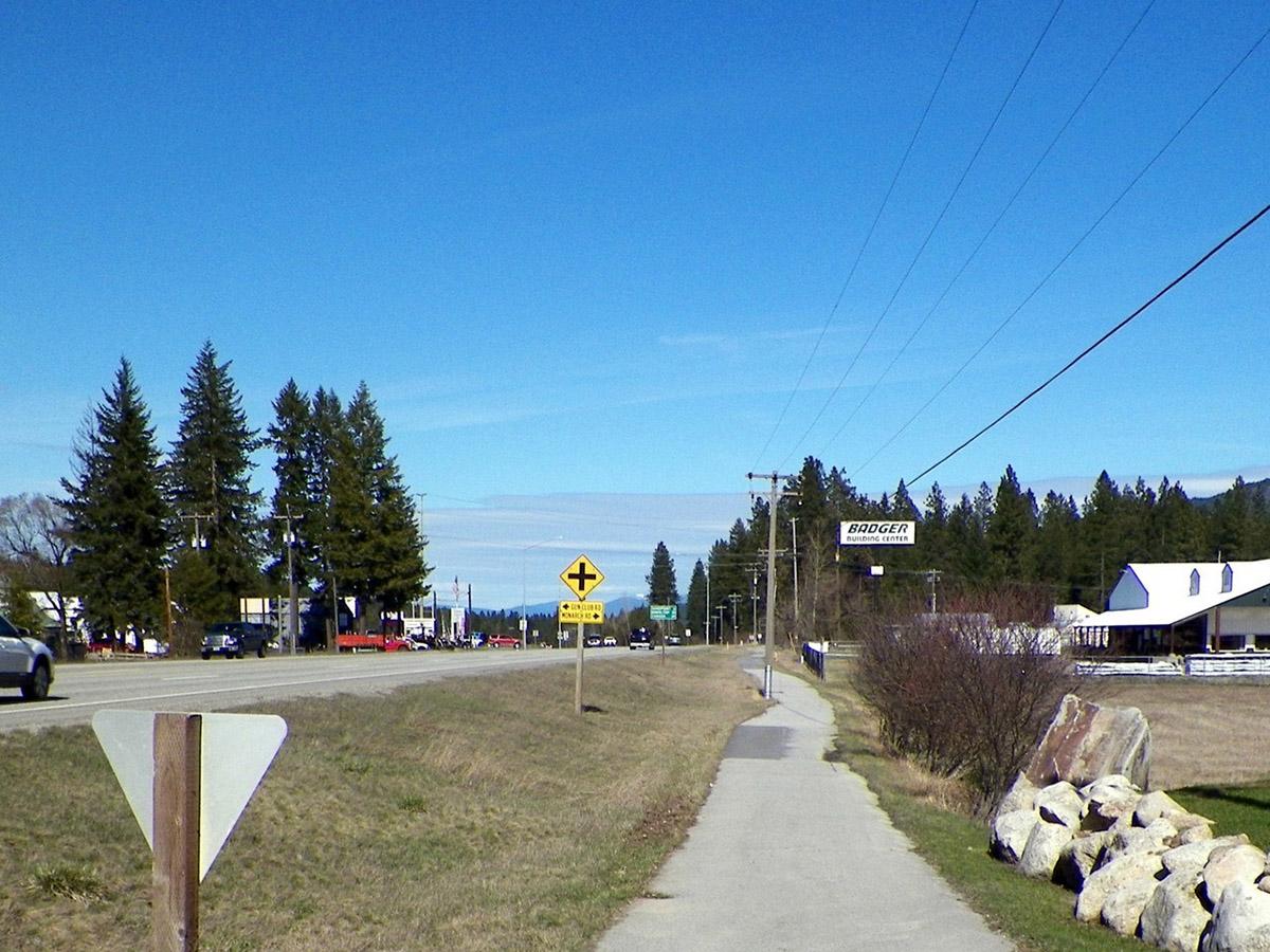 Terrain pour l Vente à Highway 95 Commercial Acreage 469001 Block Highway 95 Sagle, Idaho 83860 États-Unis