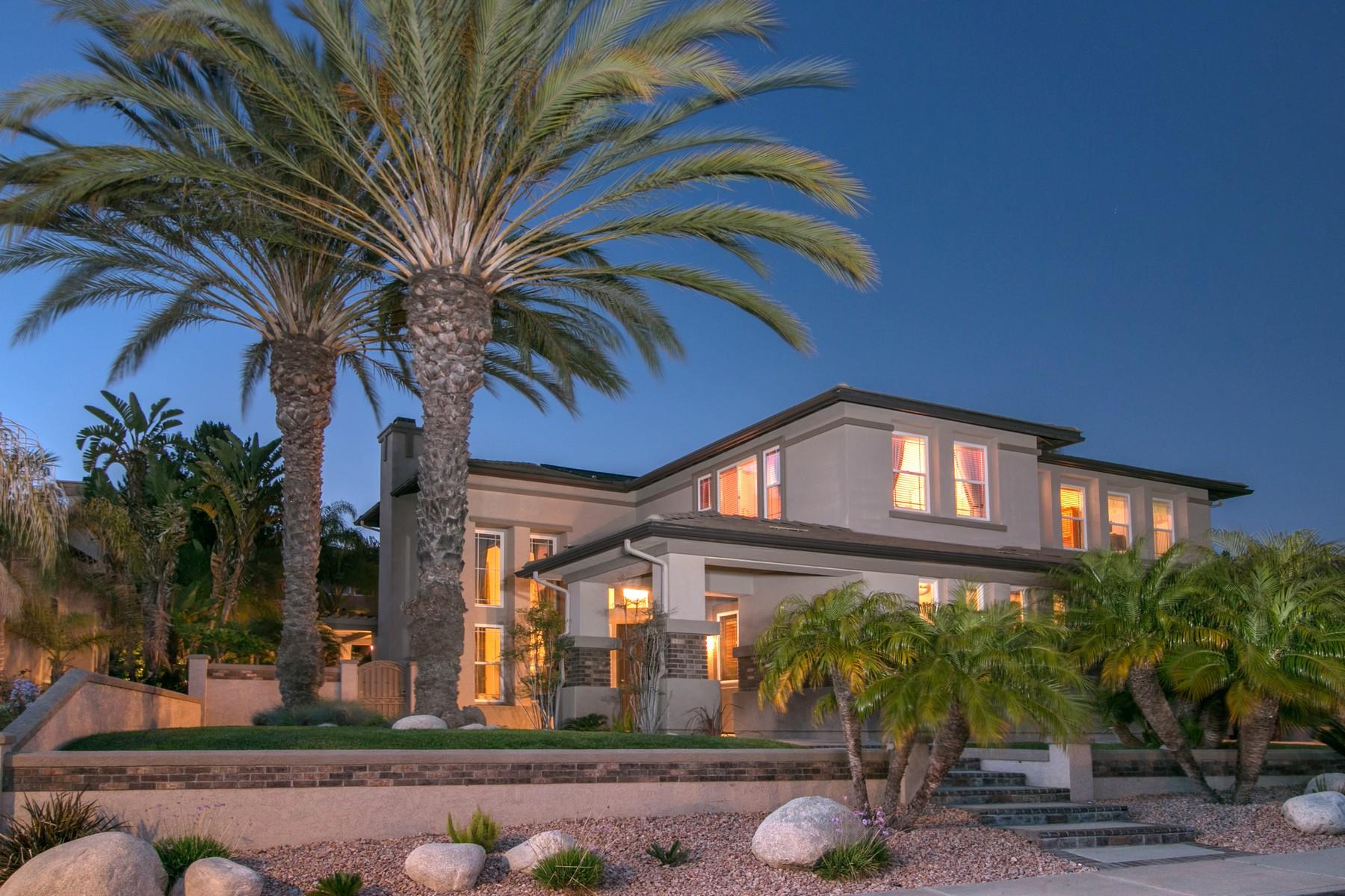 Maison unifamiliale pour l Vente à 11330 Luxembourg Way San Diego, Californie, 92131 États-Unis