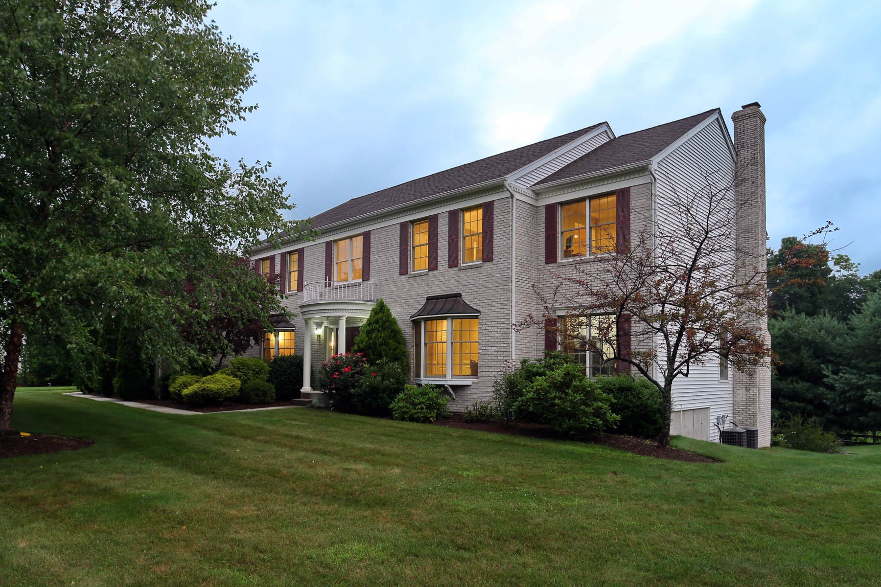 Property For Sale at Stately North Grafton Estates Colonial