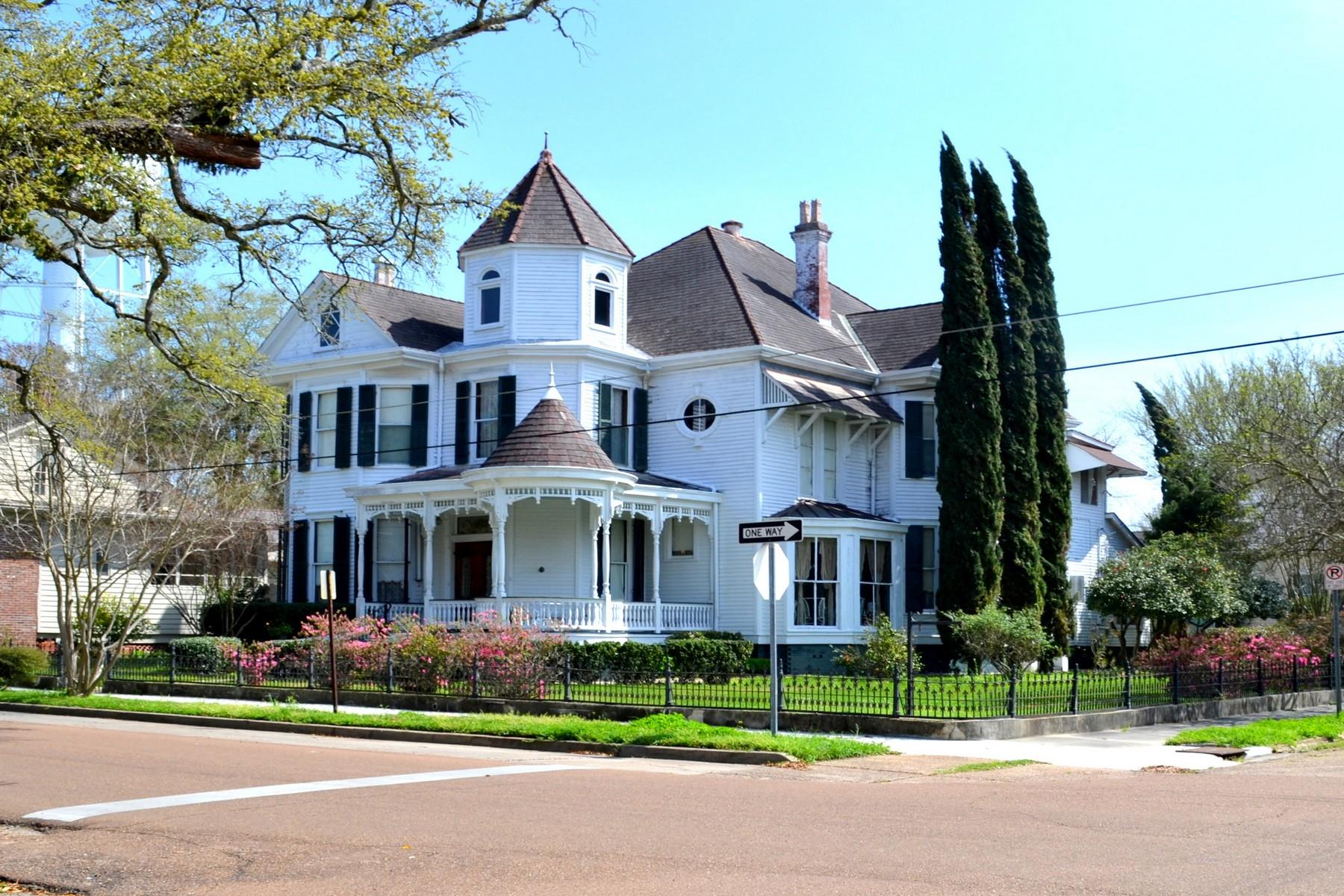 獨棟家庭住宅 為 出售 在 401 N Commerce St Natchez, 密西西比州, 39120 美國