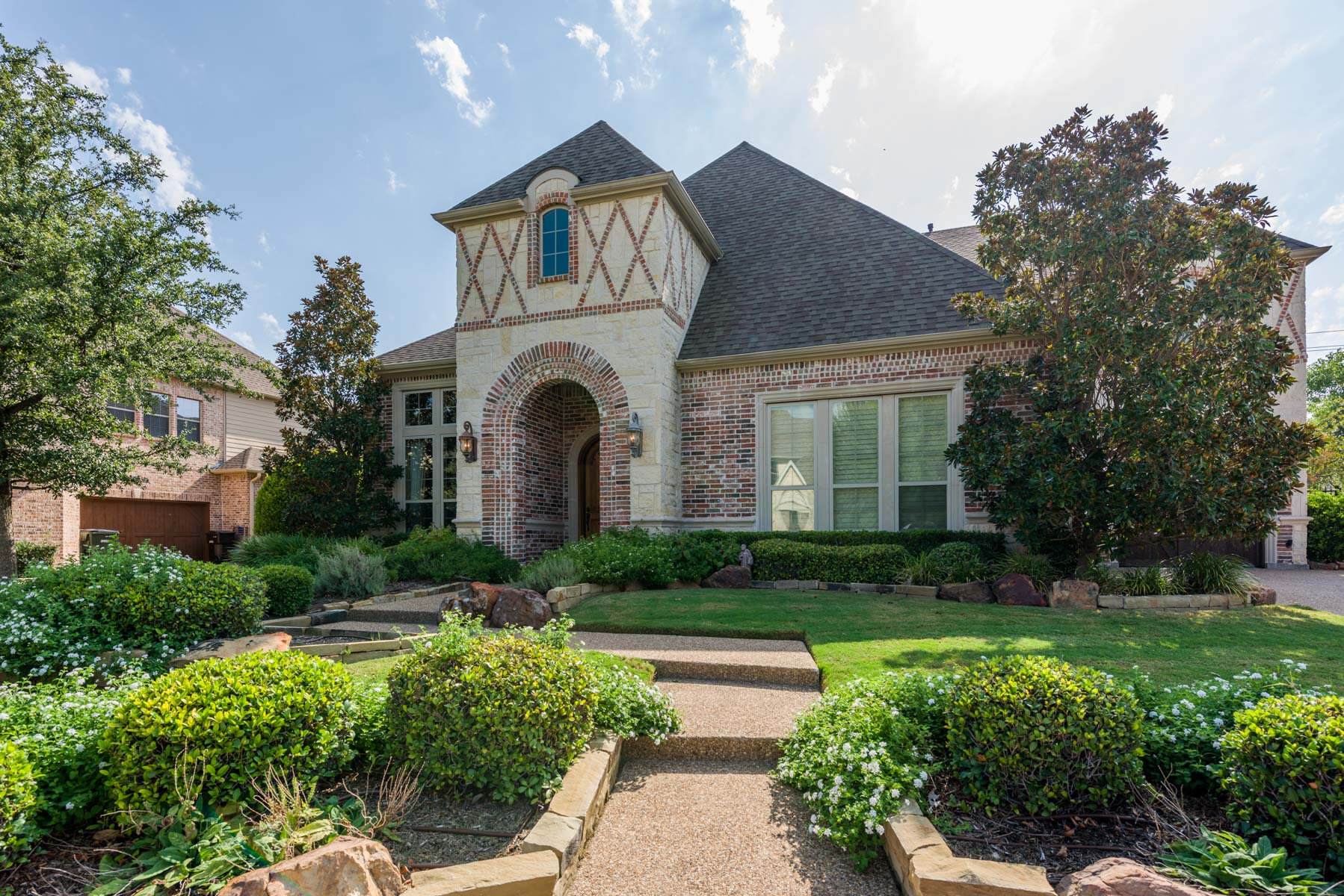 sales property at Beautiful Home in Plano's Sought After Preson Lakes