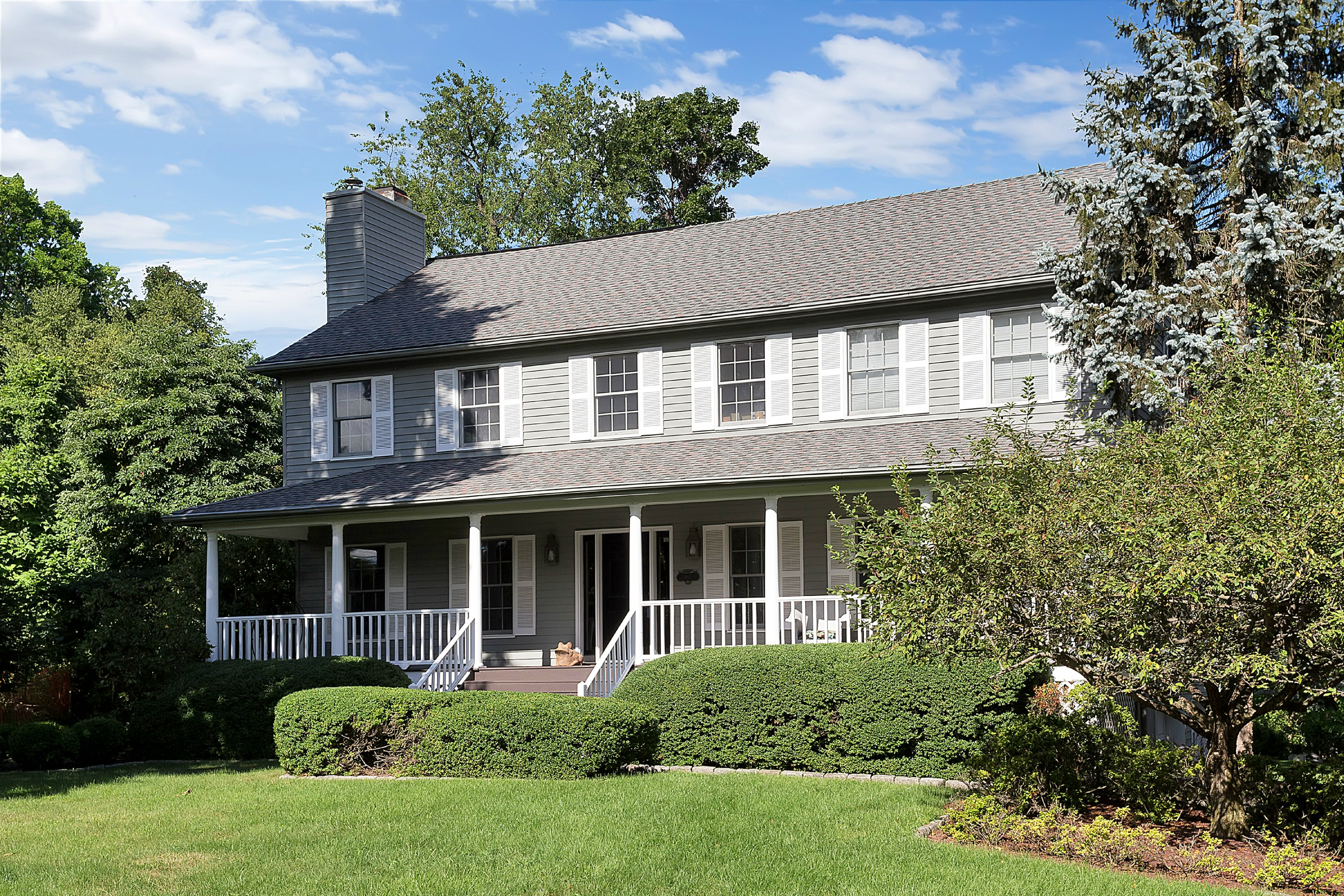 Single Family Home for Sale at Classic Contemporary Colonial 161 Mount Airy Road Croton On Hudson, New York, 10520 United States